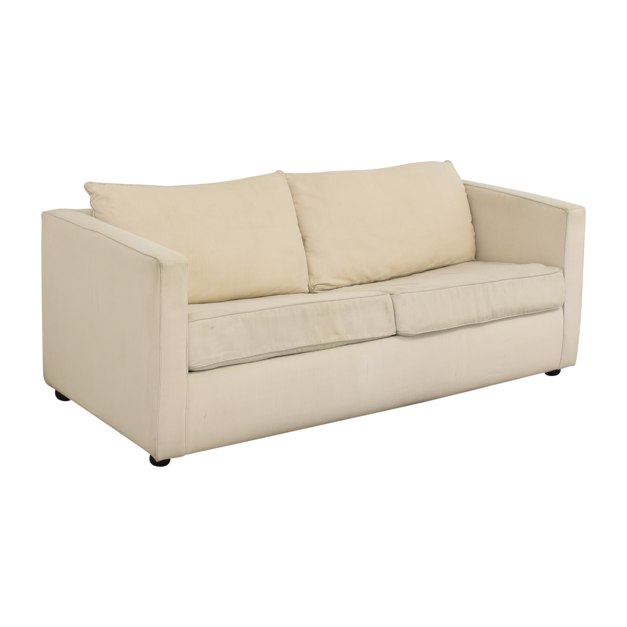 KFI Single Cushion Sofa Bed ct