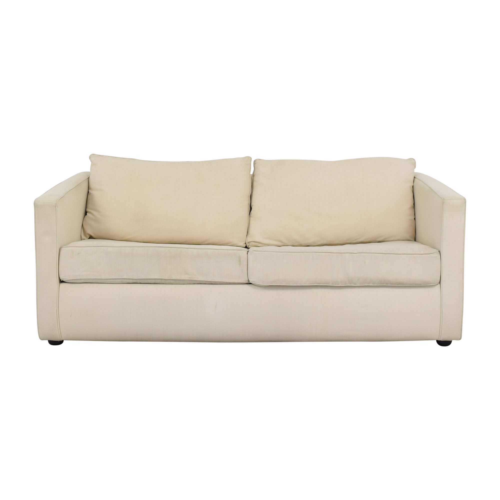 shop KFI Single Cushion Sofa Bed