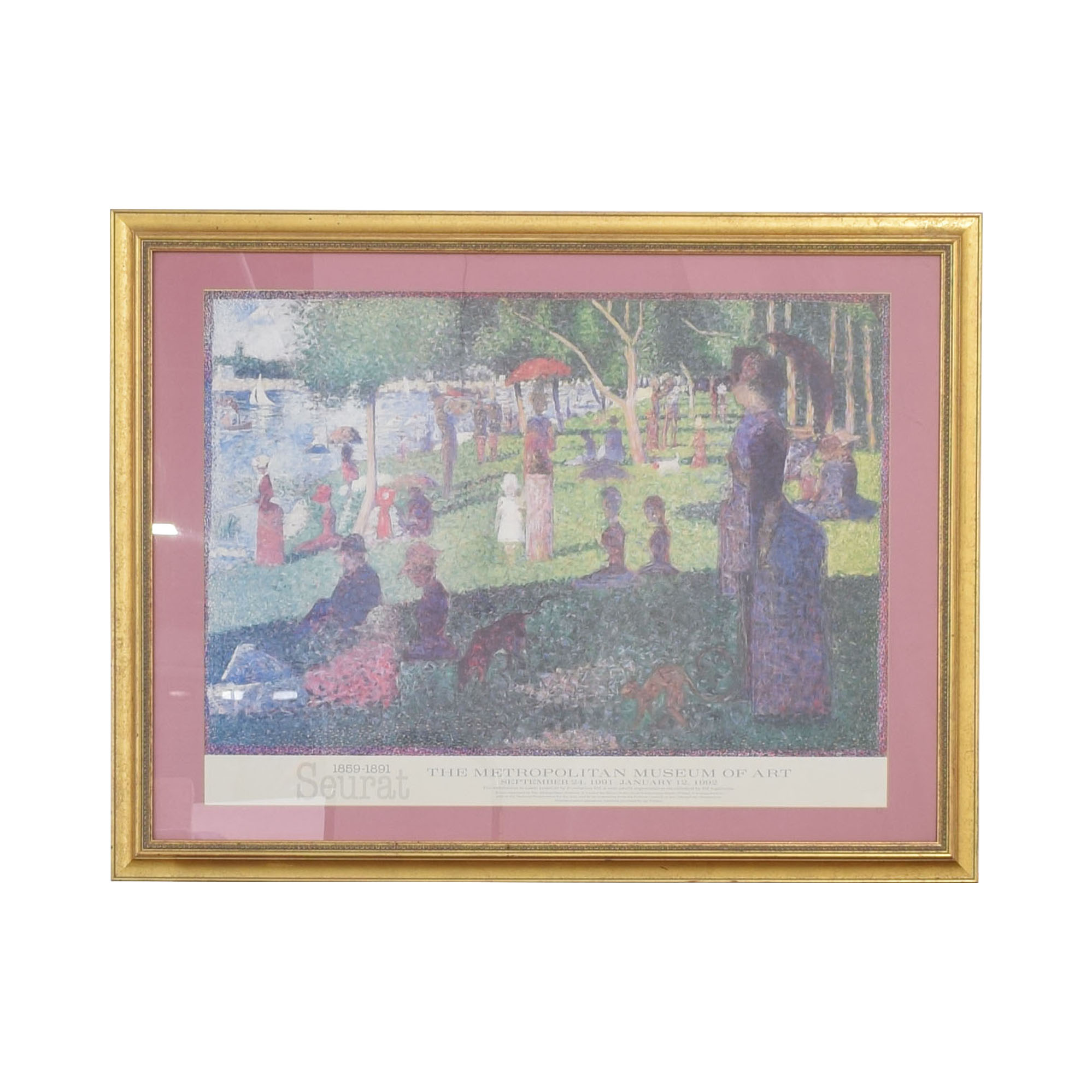 Seurat Wall Art for sale