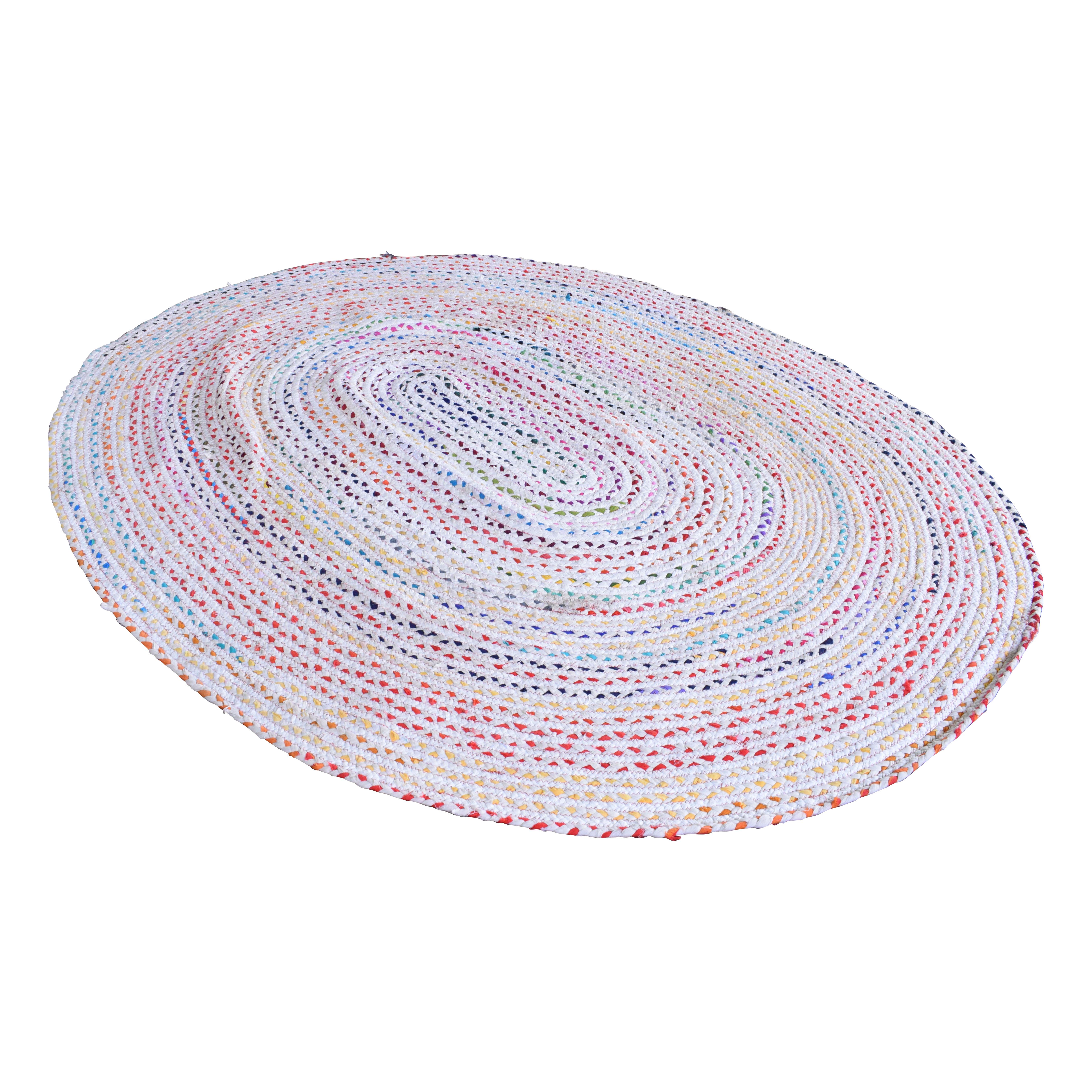 Circular Area Rug second hand
