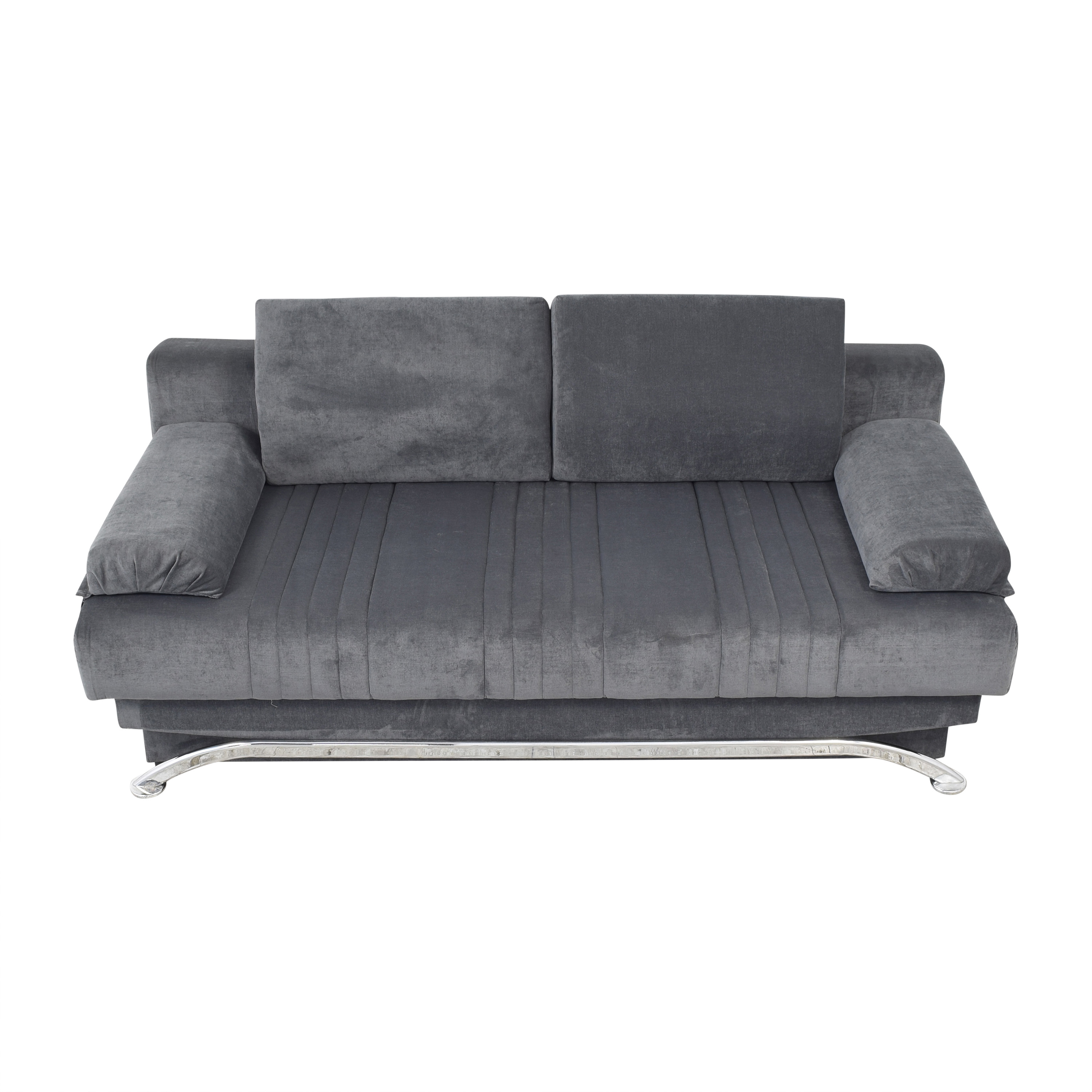- 53% OFF - Contemporary Sleeper Sofa / Sofas