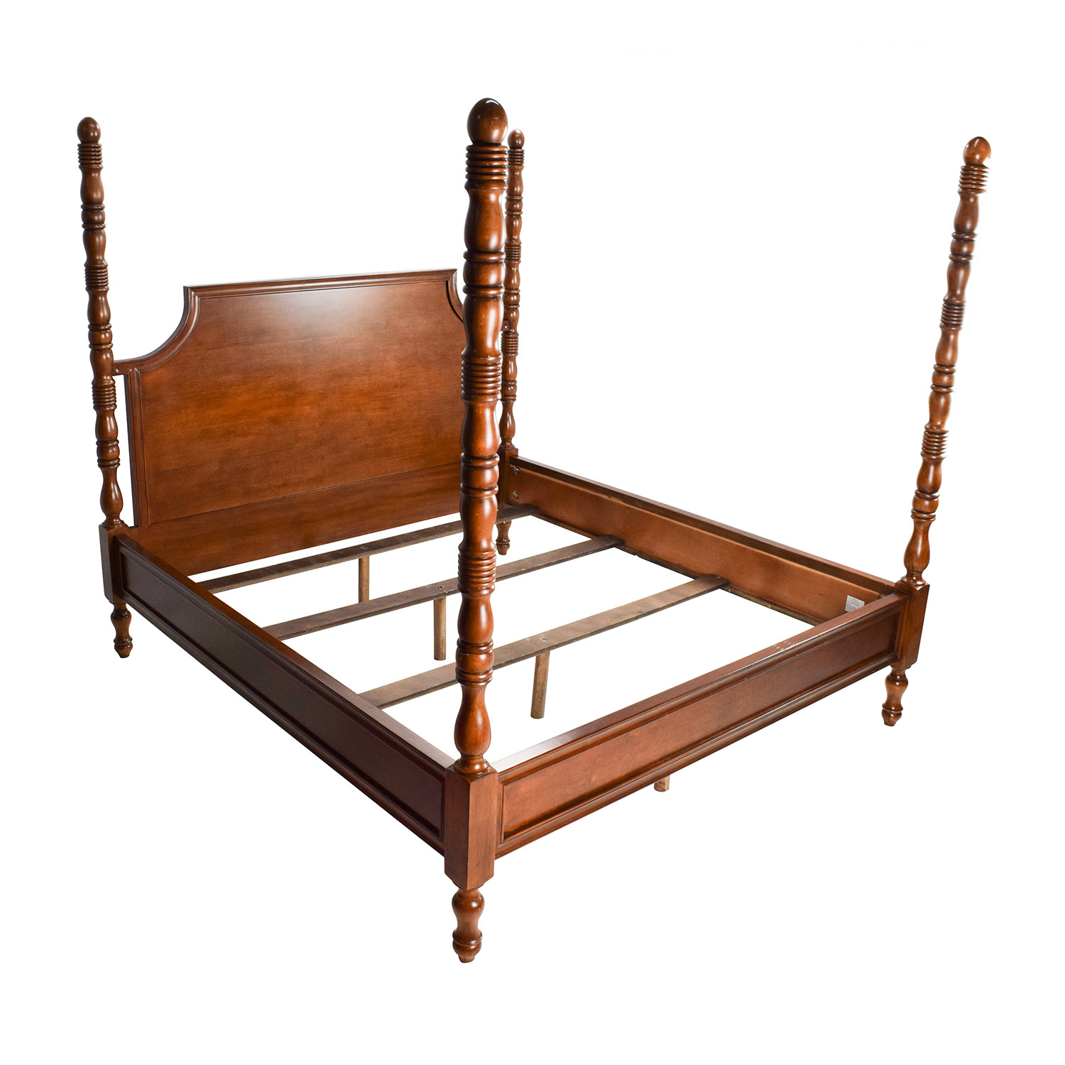 77 off thomasville furniture thomasville king size for Second hand bunk beds