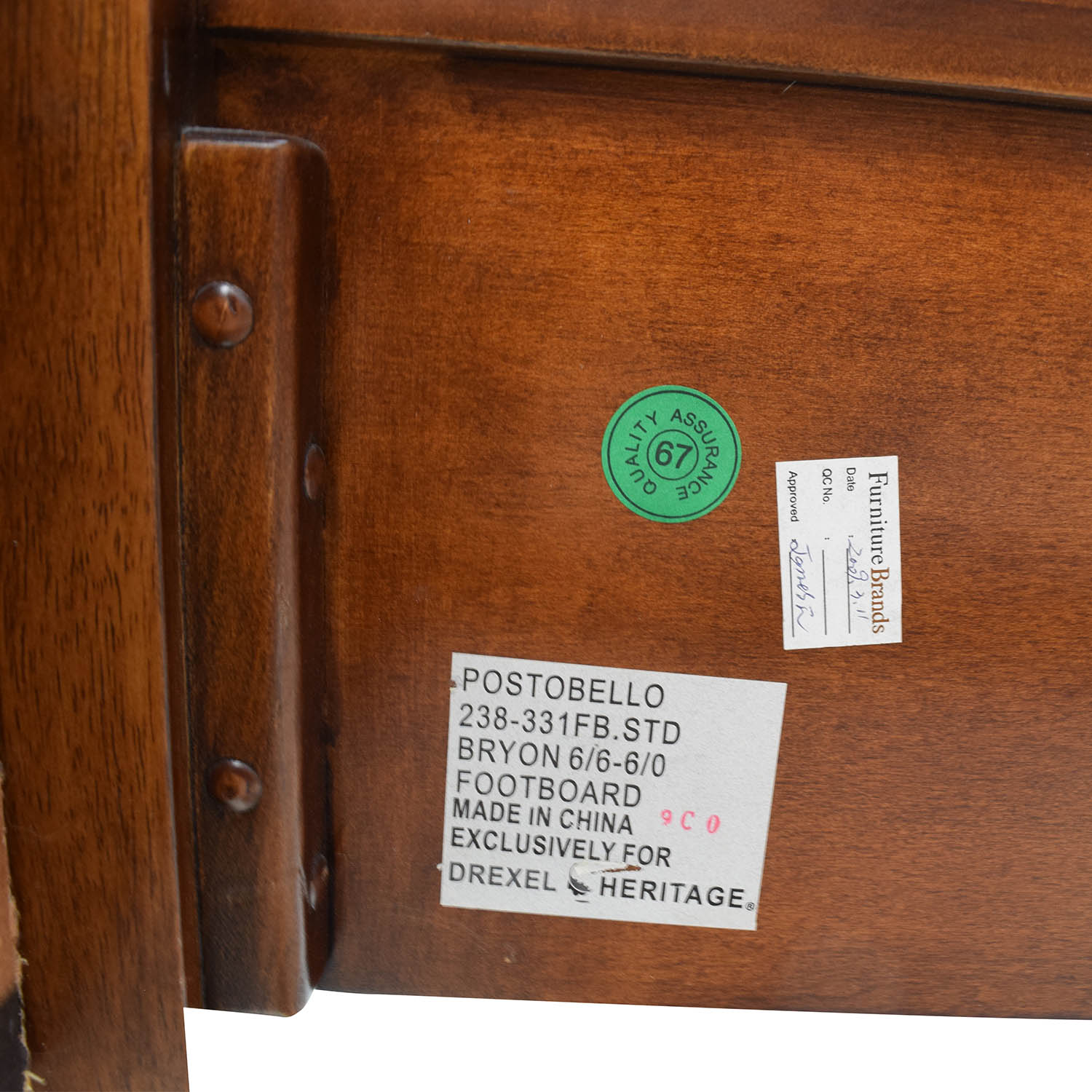 Thomasville Furniture Thomasville King Size Poster Bed nyc