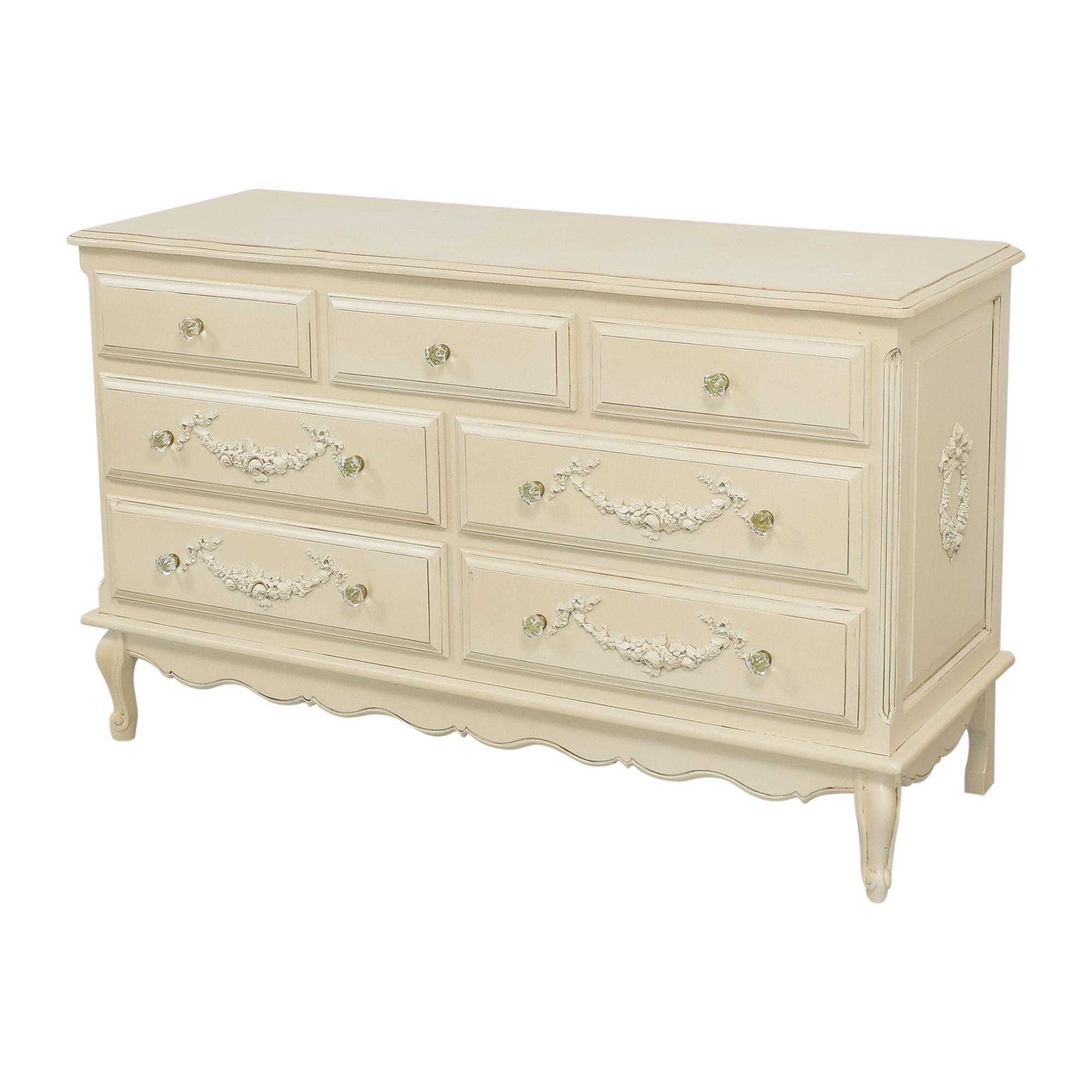 Bograd Kids Bograd Kids Belle Paris 7-Drawer Dresser