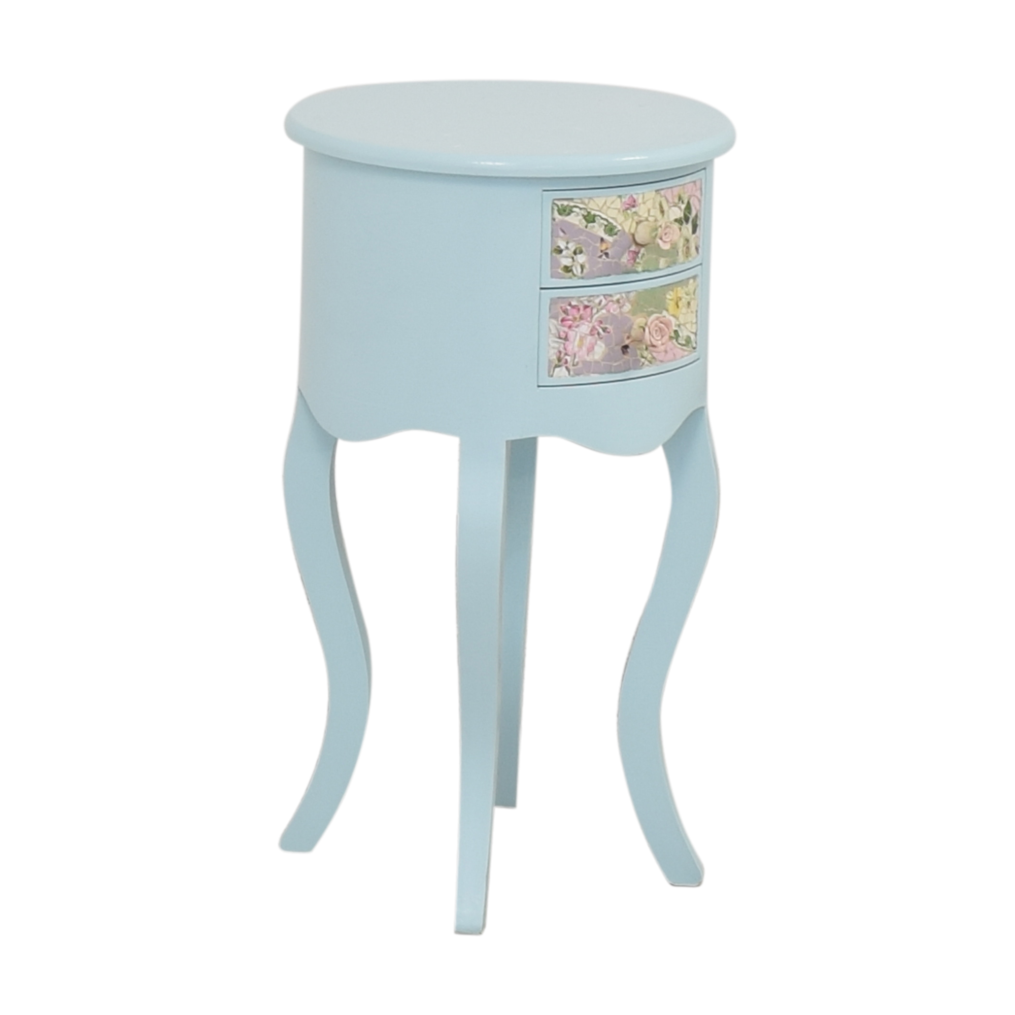 Mosaic Bedside Table pa
