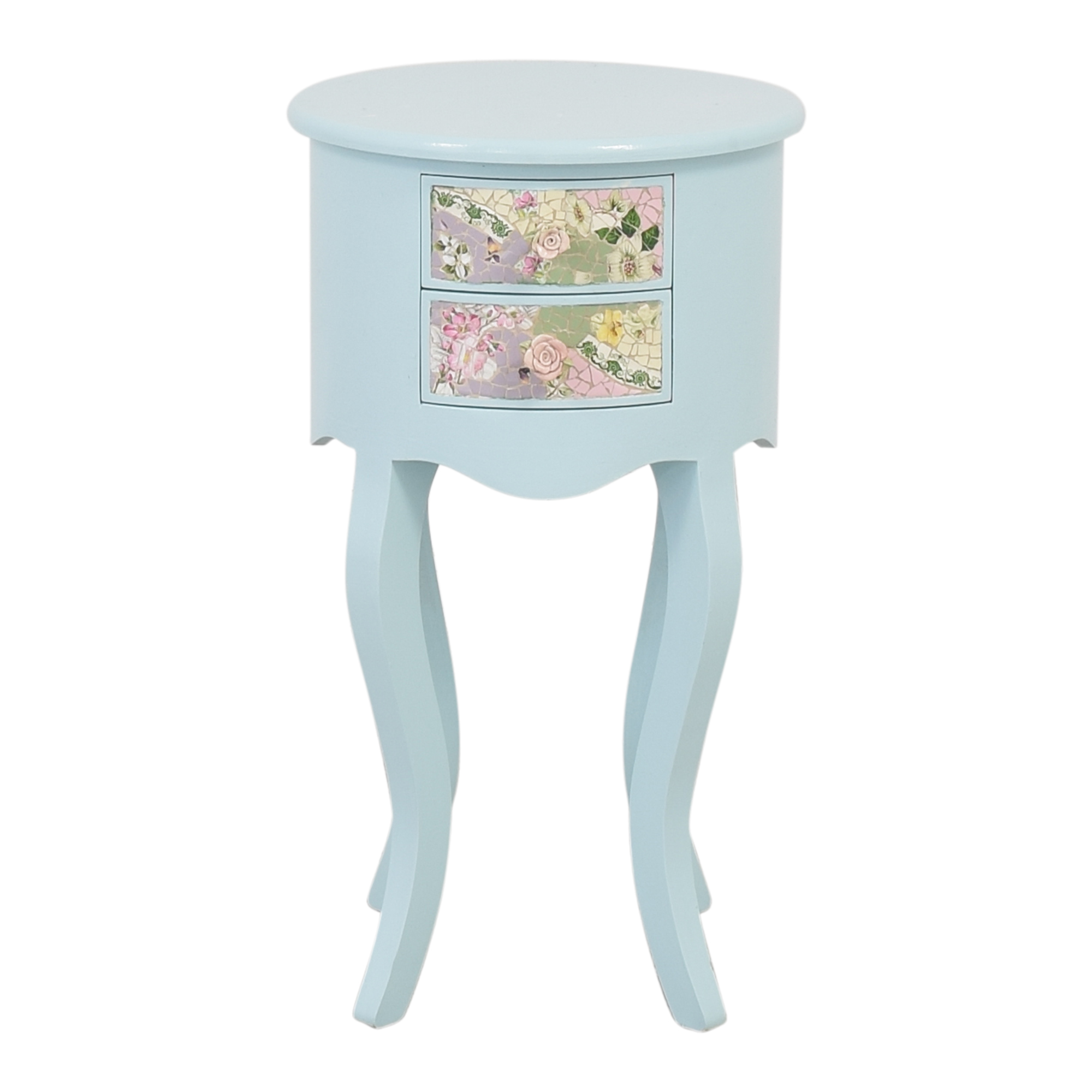 buy Mosaic Bedside Table