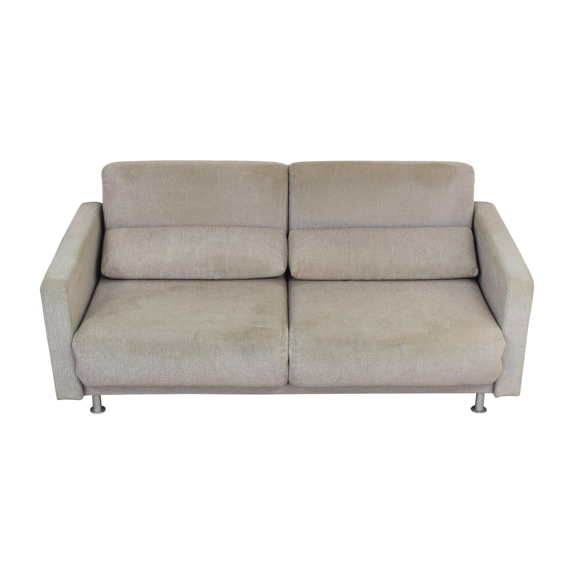 BoConcept BoConcept Melo Grey Sofa Queen Bed grey