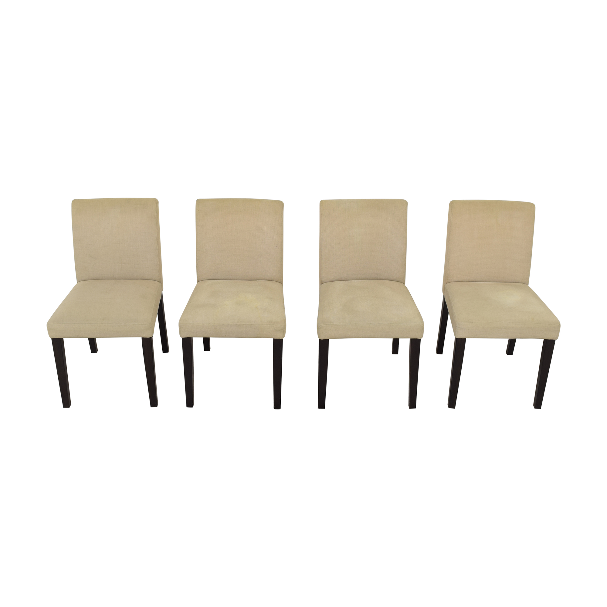 shop West Elm Porter Dining Chairs West Elm Dining Chairs