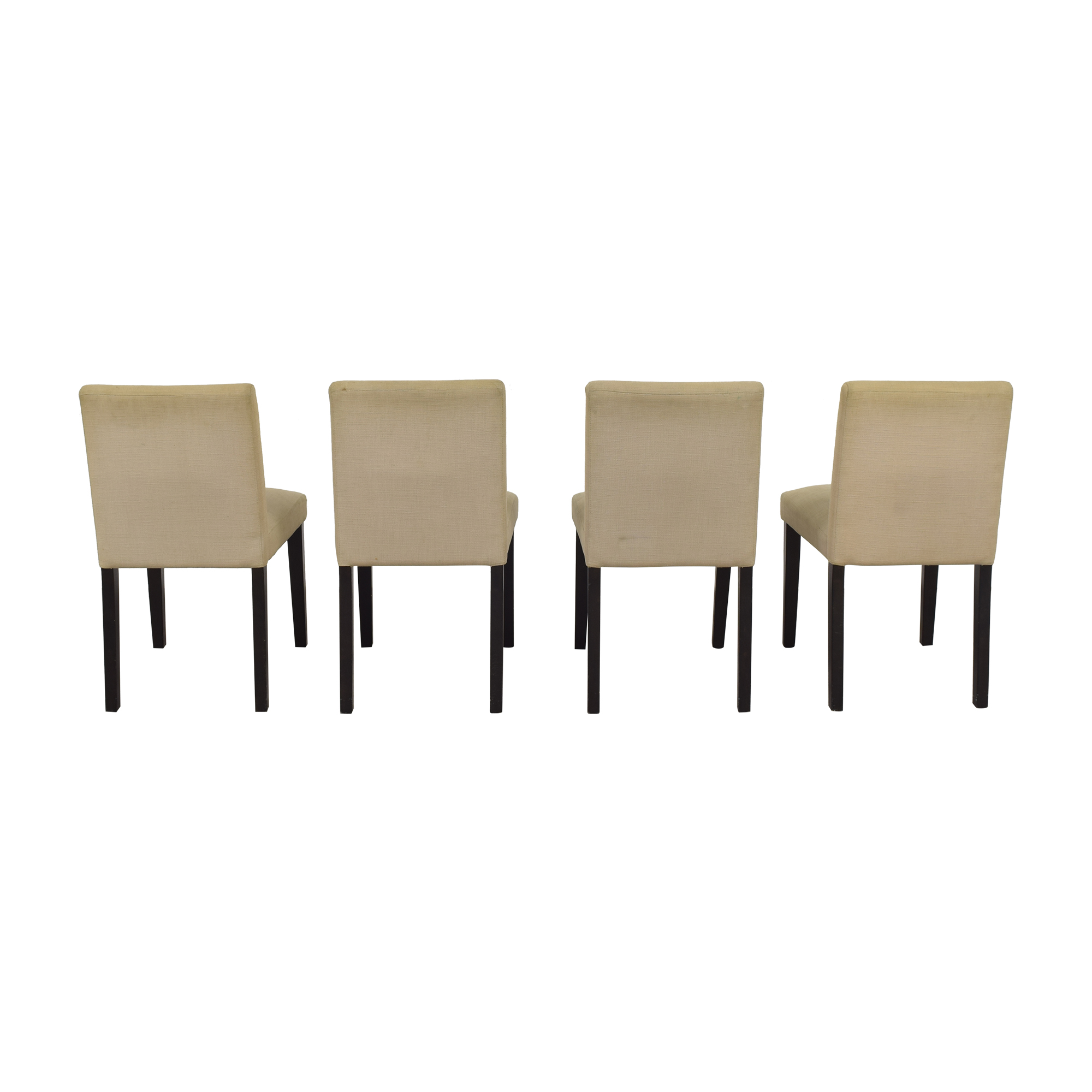 West Elm West Elm Porter Dining Chairs dimensions
