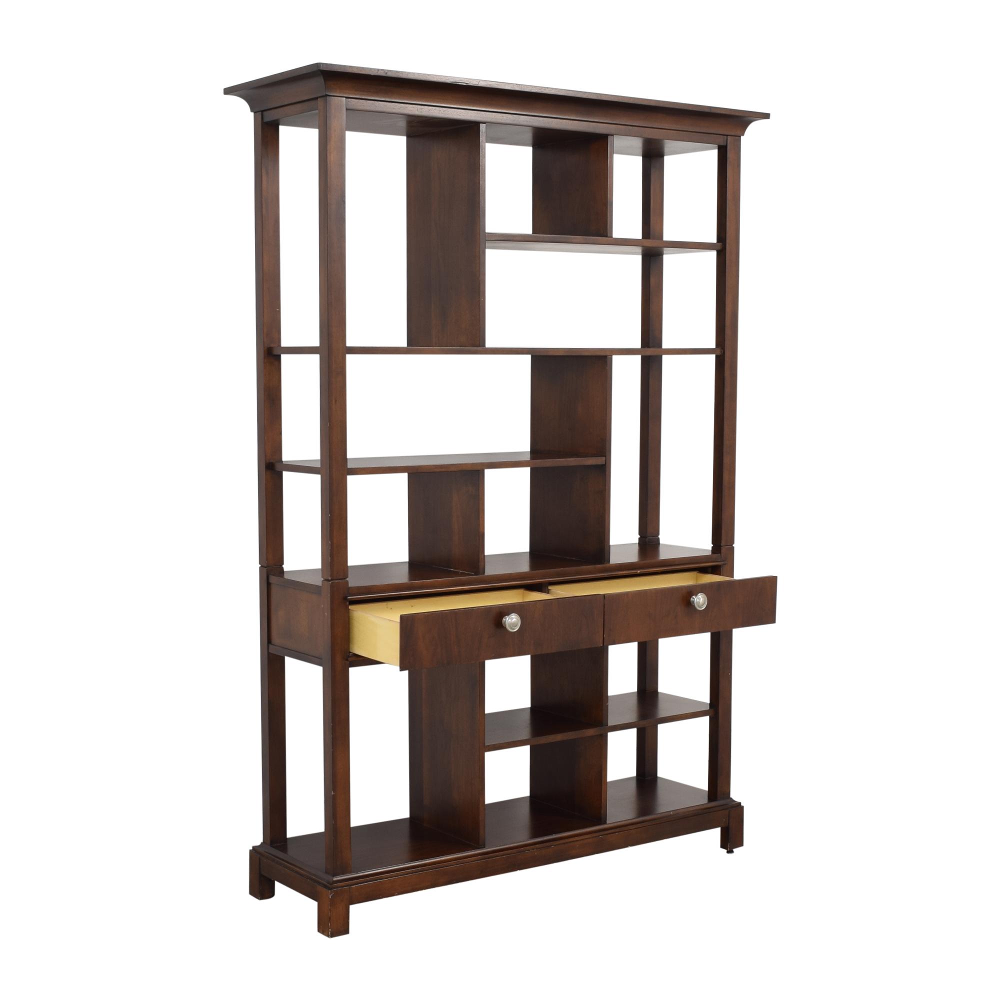 Stanley Furniture Etagere Bookcase sale