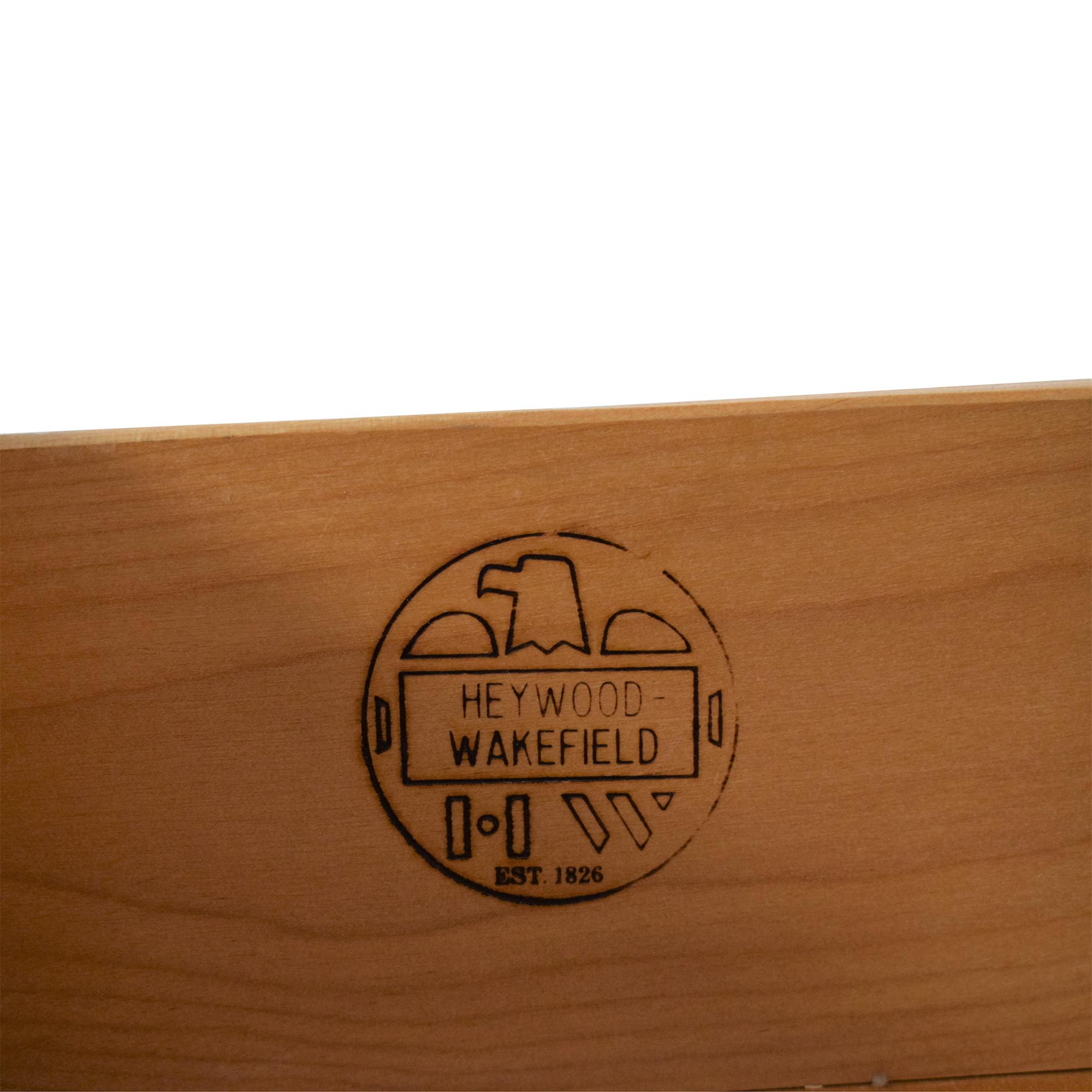 Heywood-Wakefield Heywood-Wakefield Encore Eight Drawer Dresser with Mirror discount
