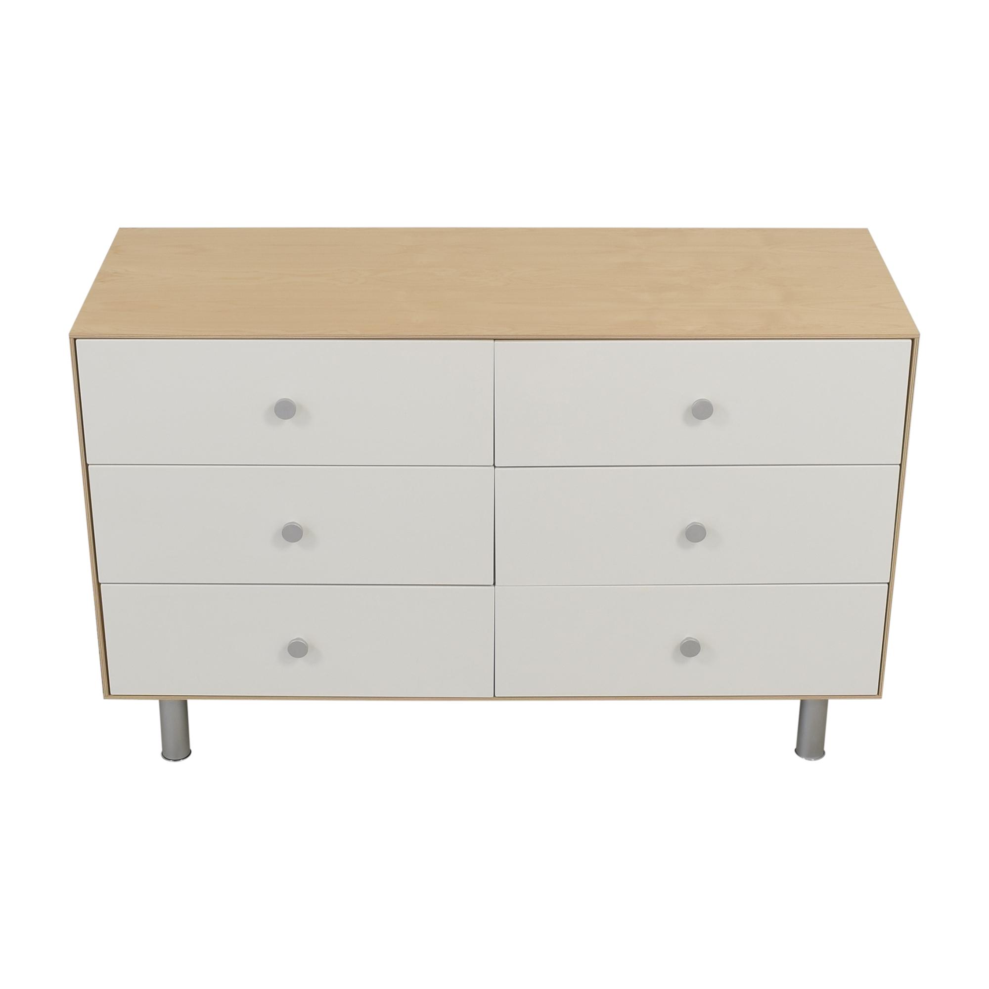 Oeuf Oeuf Merlin Rhea 6 Drawer Dresser ma