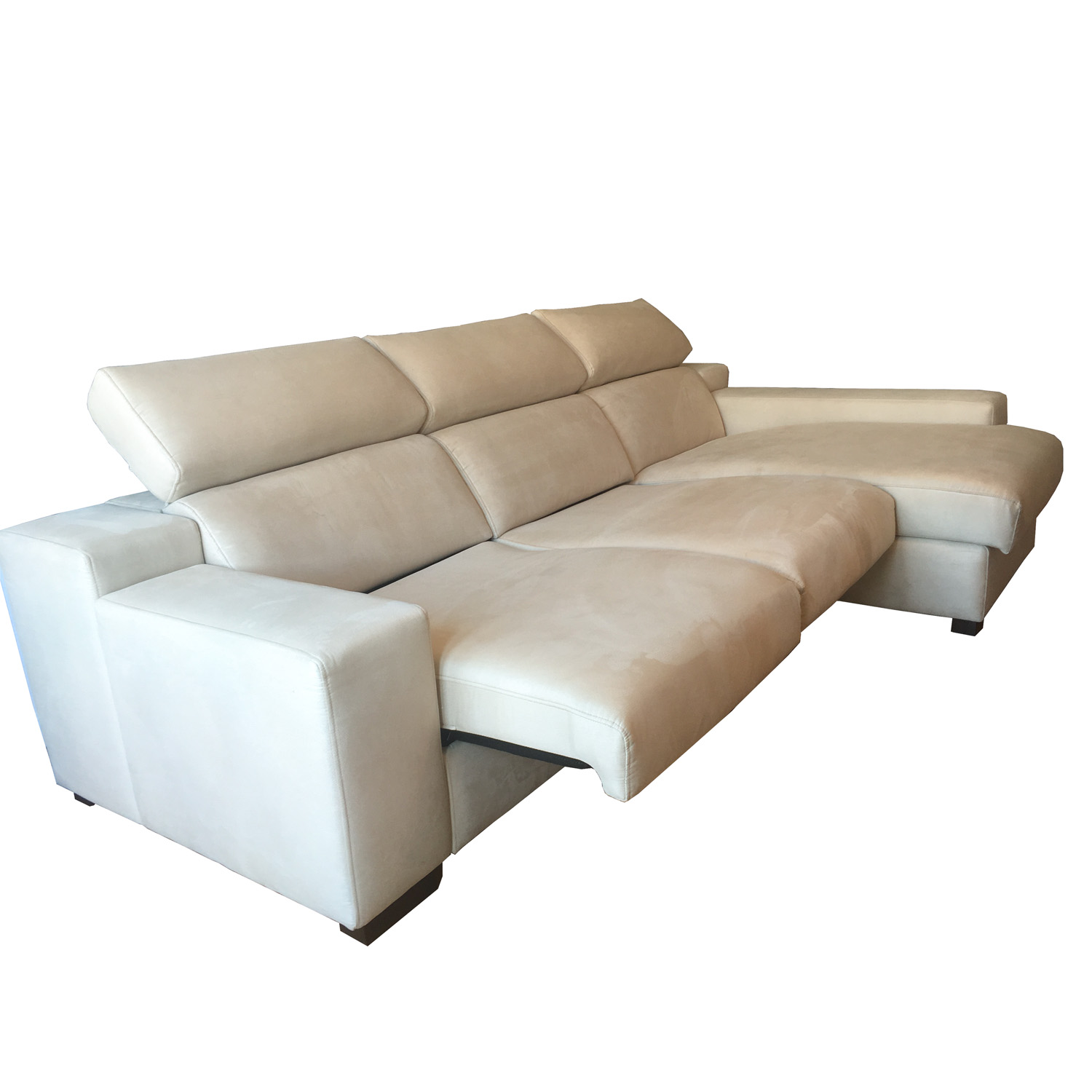80 Off Fama Fama Lotus Sofa With Chaise Sofas