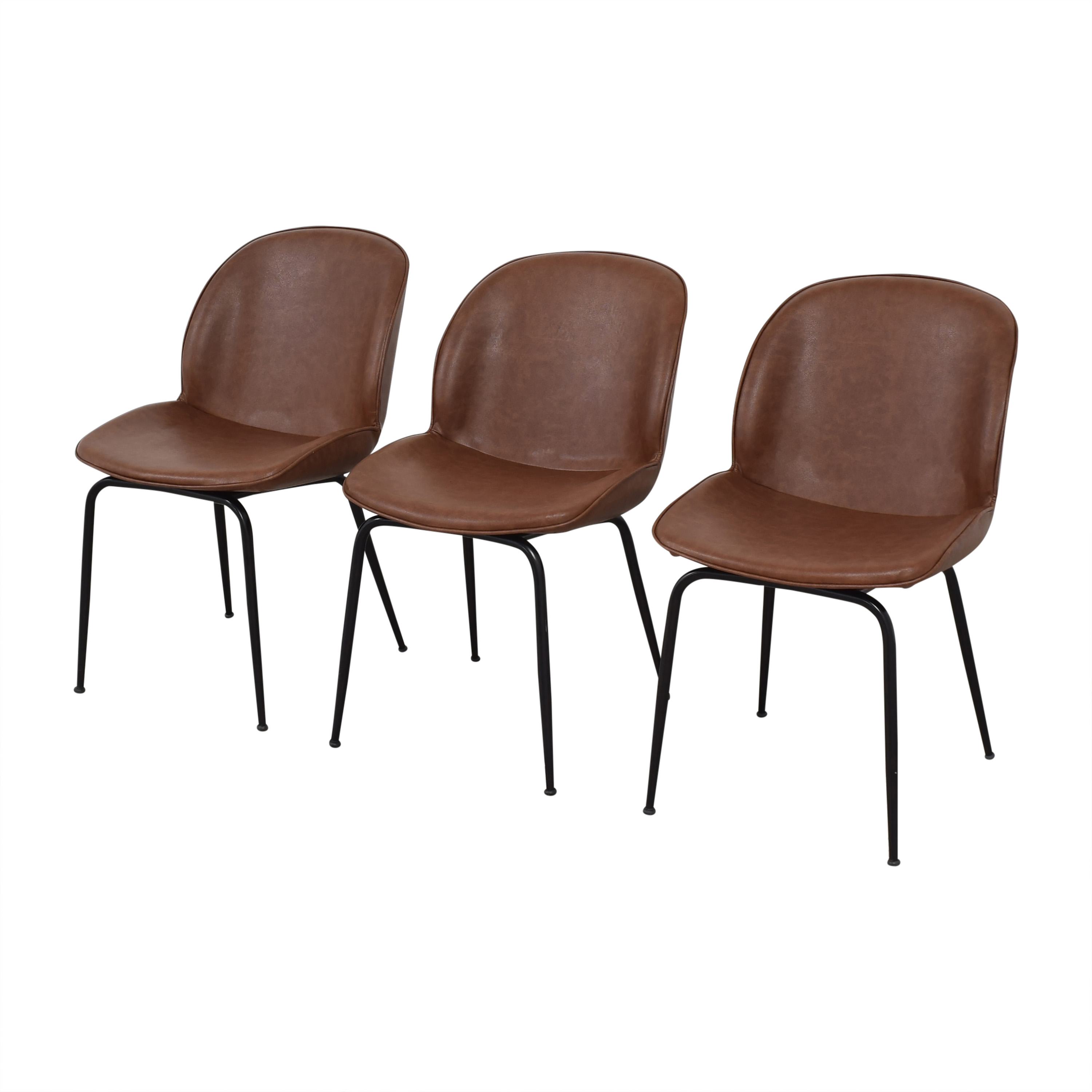 shop Upholstered Modern Dining Chairs  Dining Chairs