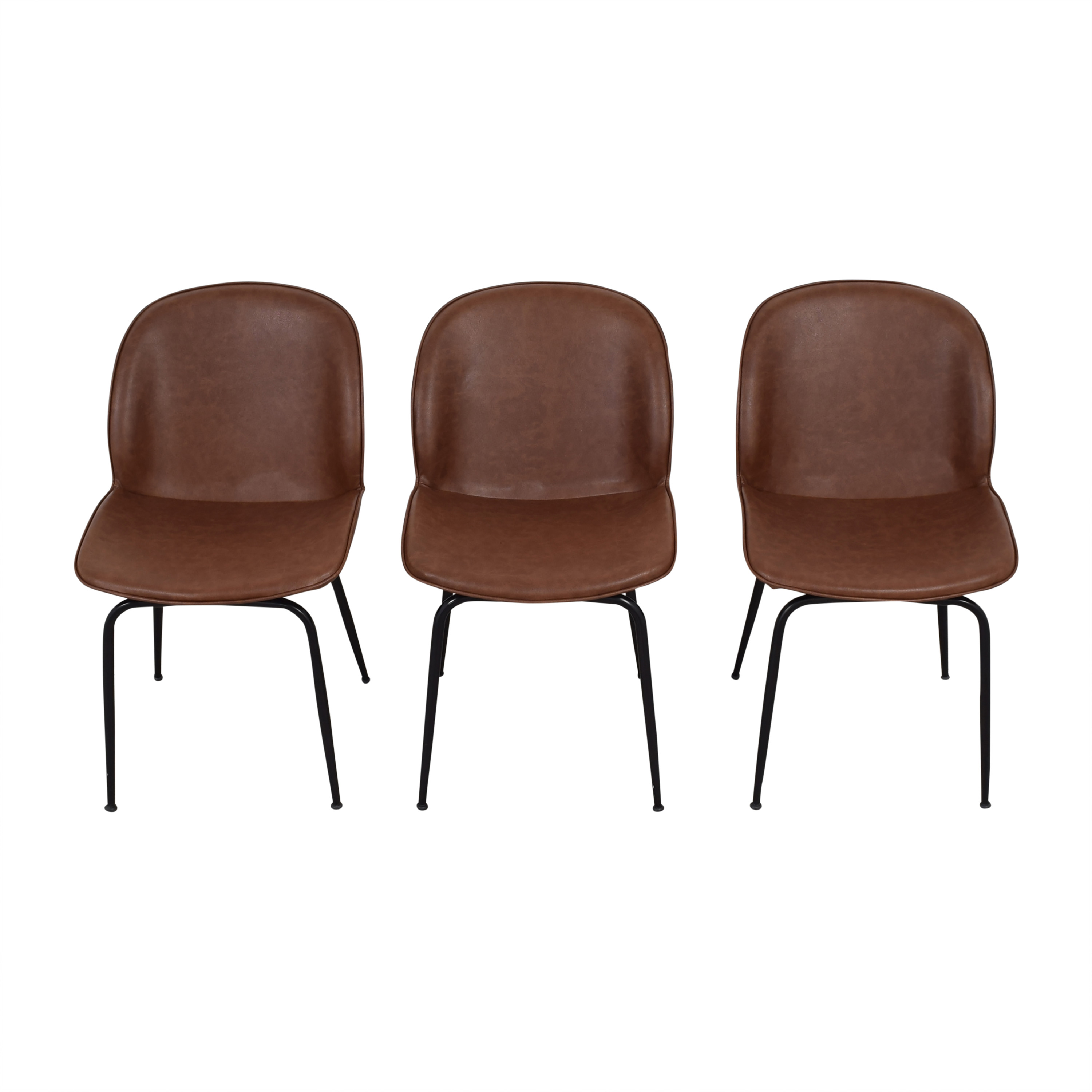 Upholstered Modern Dining Chairs nj