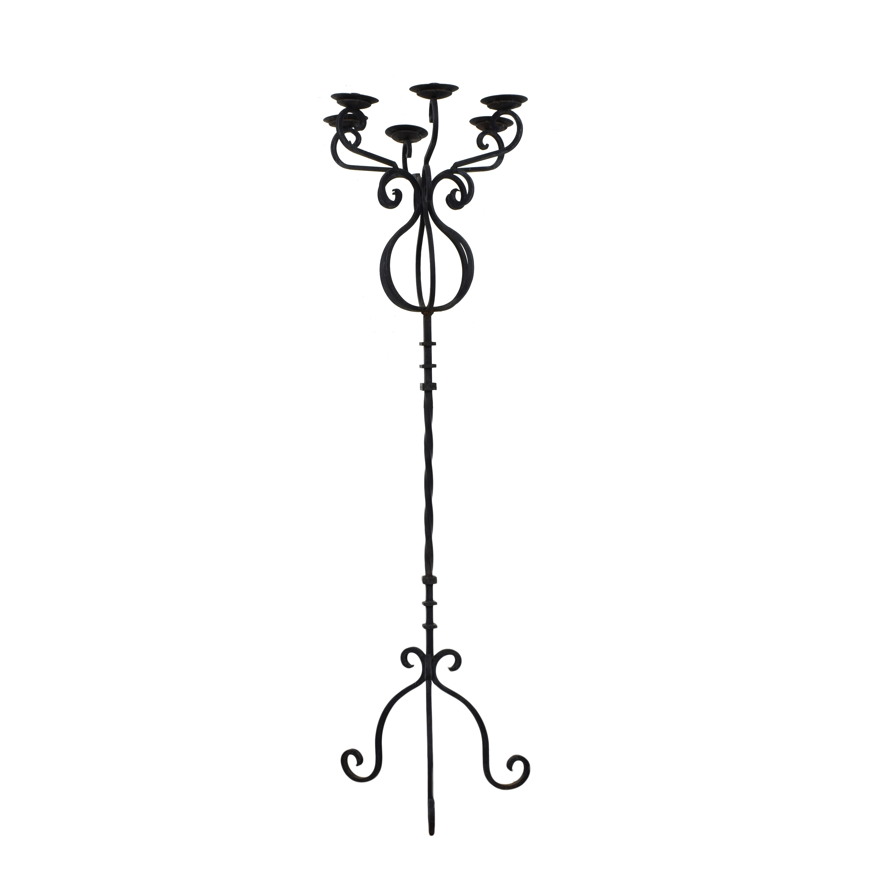 shop Tall Free Standing Candelabra  Decorative Accents