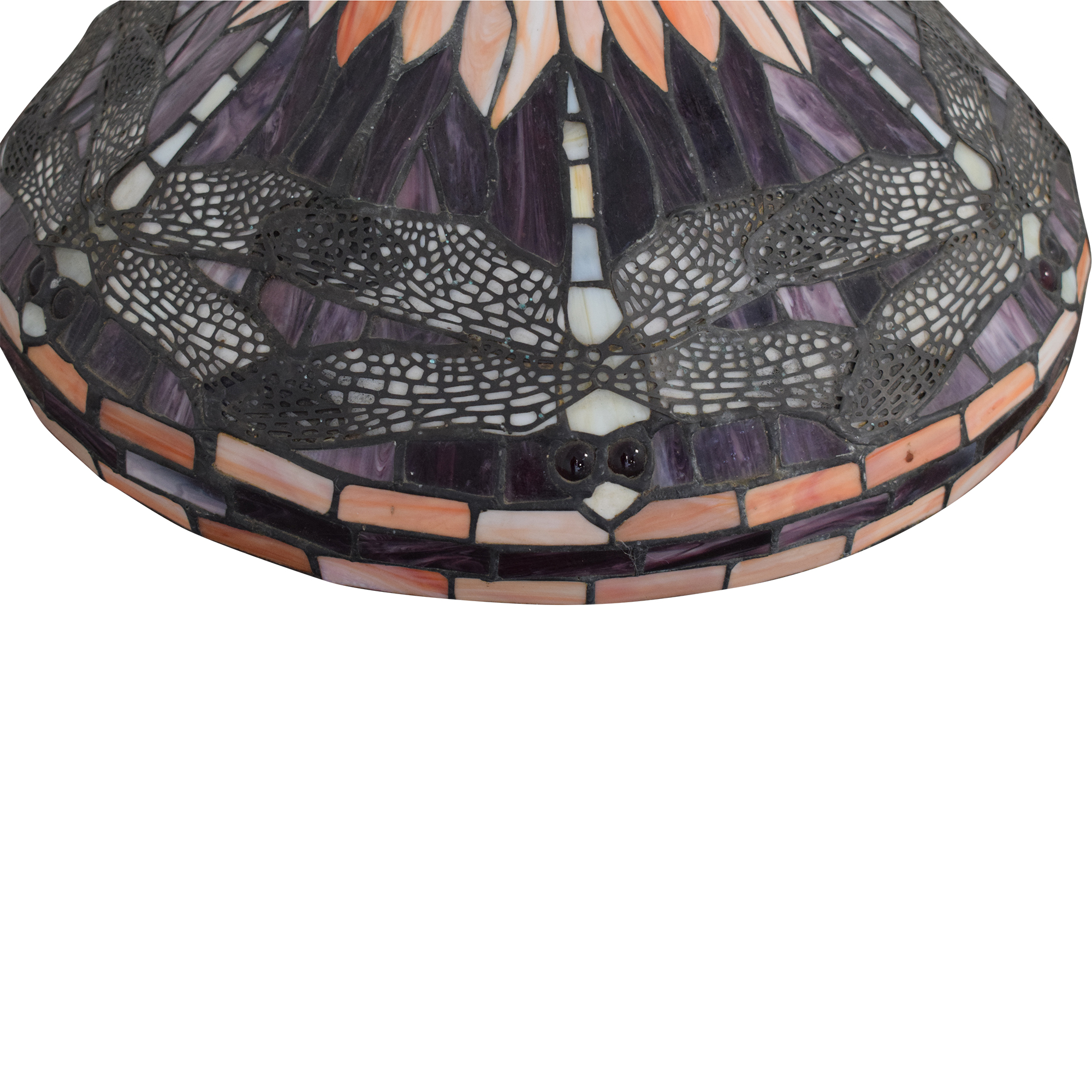Stained Glass Lamp Shade (Shade Only) / Decorative Accents