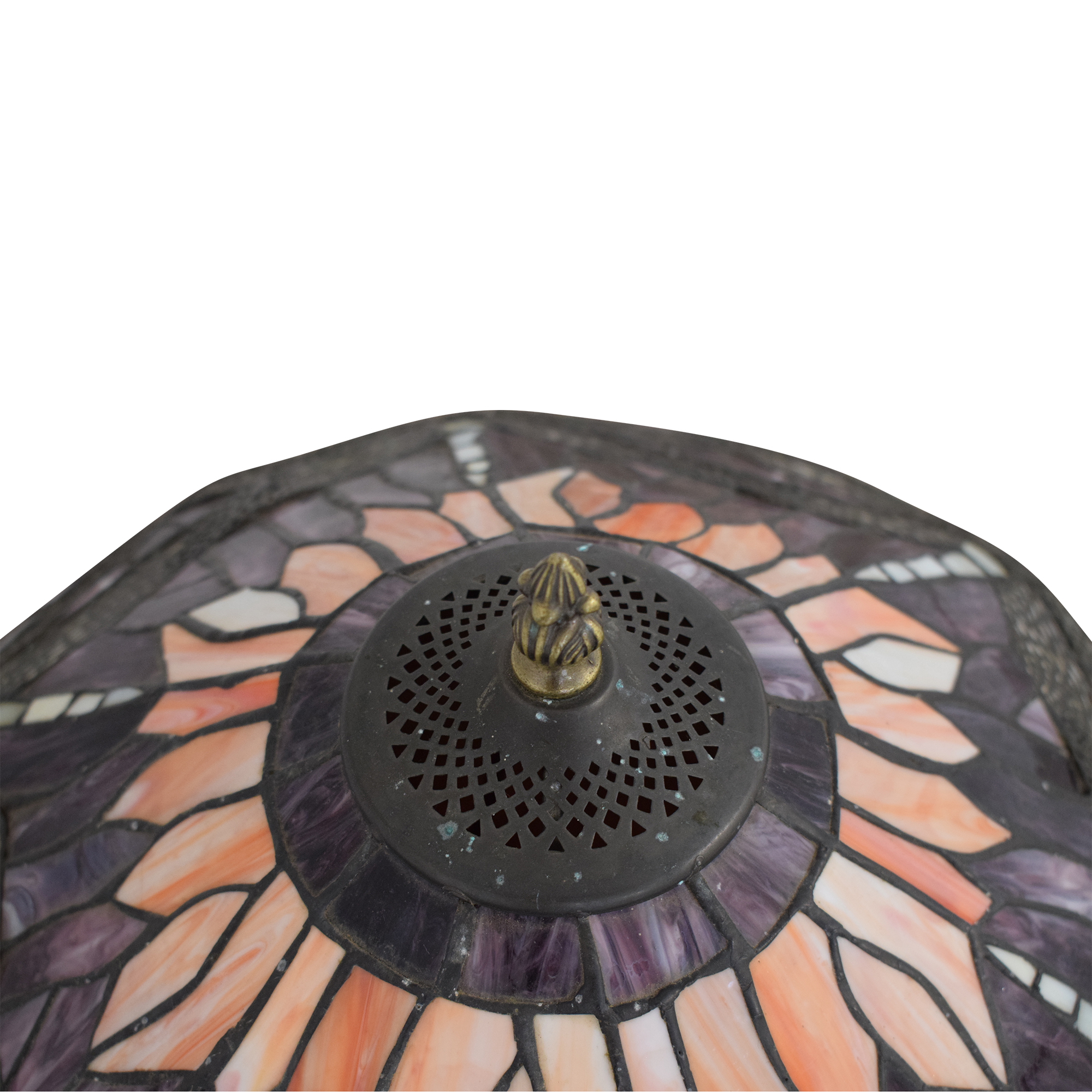Stained Glass Lamp Shade (Shade Only) Decor