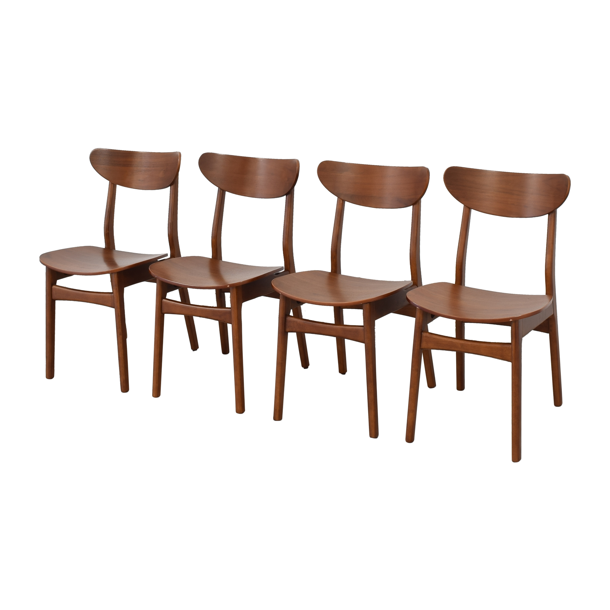 West Elm West Elm Classic Cafe Dining Chairs ma