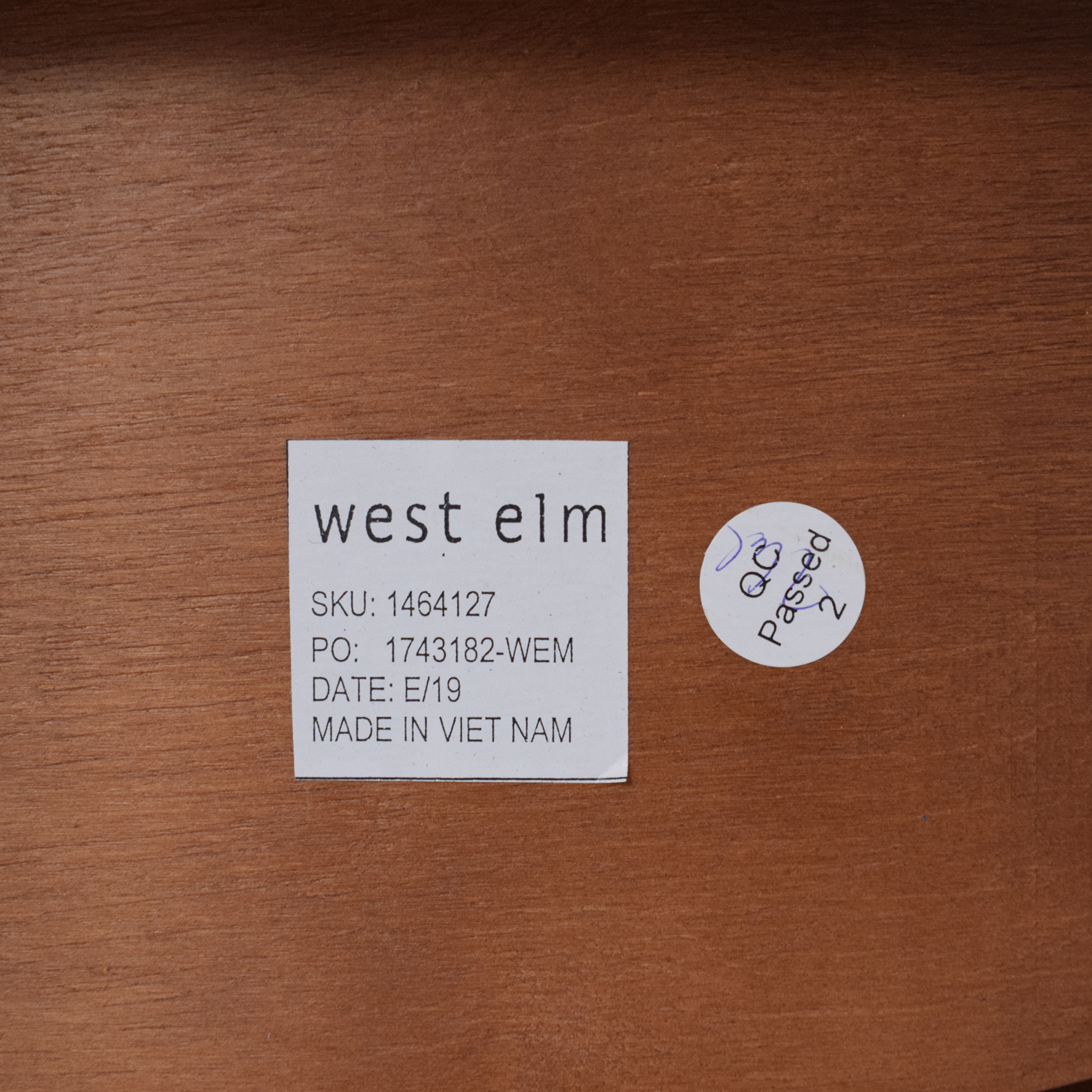 West Elm Classic Cafe Dining Chairs / Chairs
