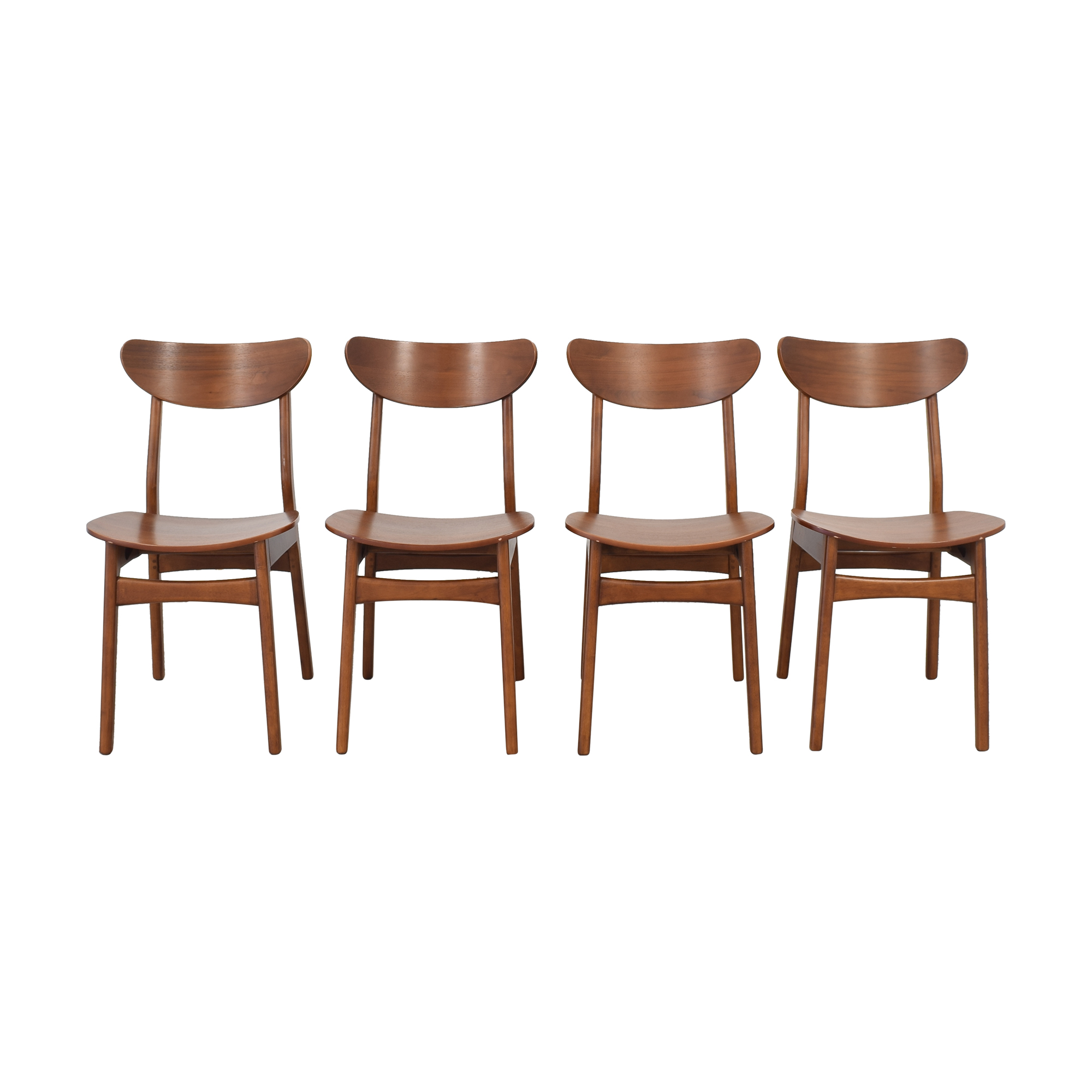 West Elm West Elm Classic Cafe Dining Chairs price