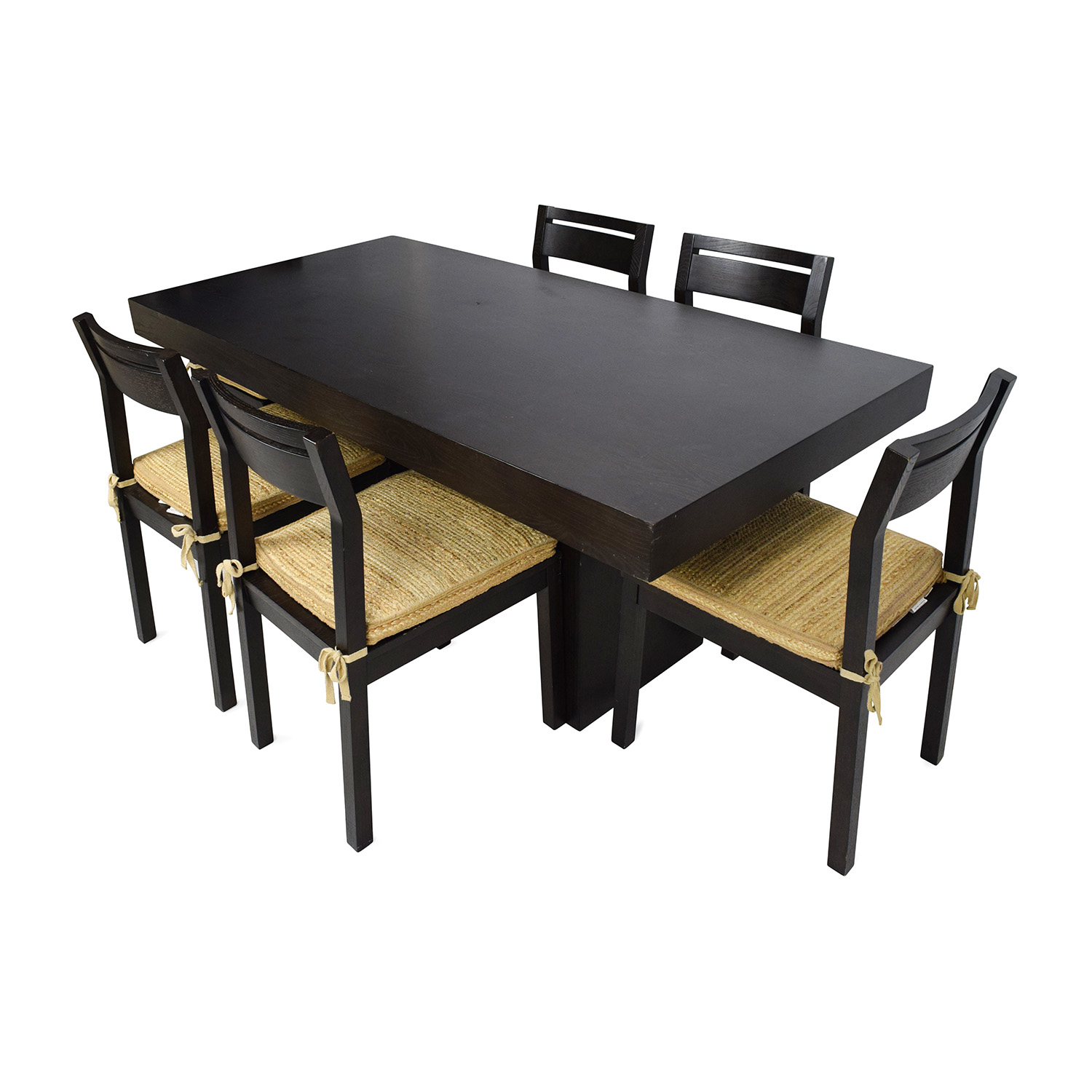 West Elm West Elm Dining Set price