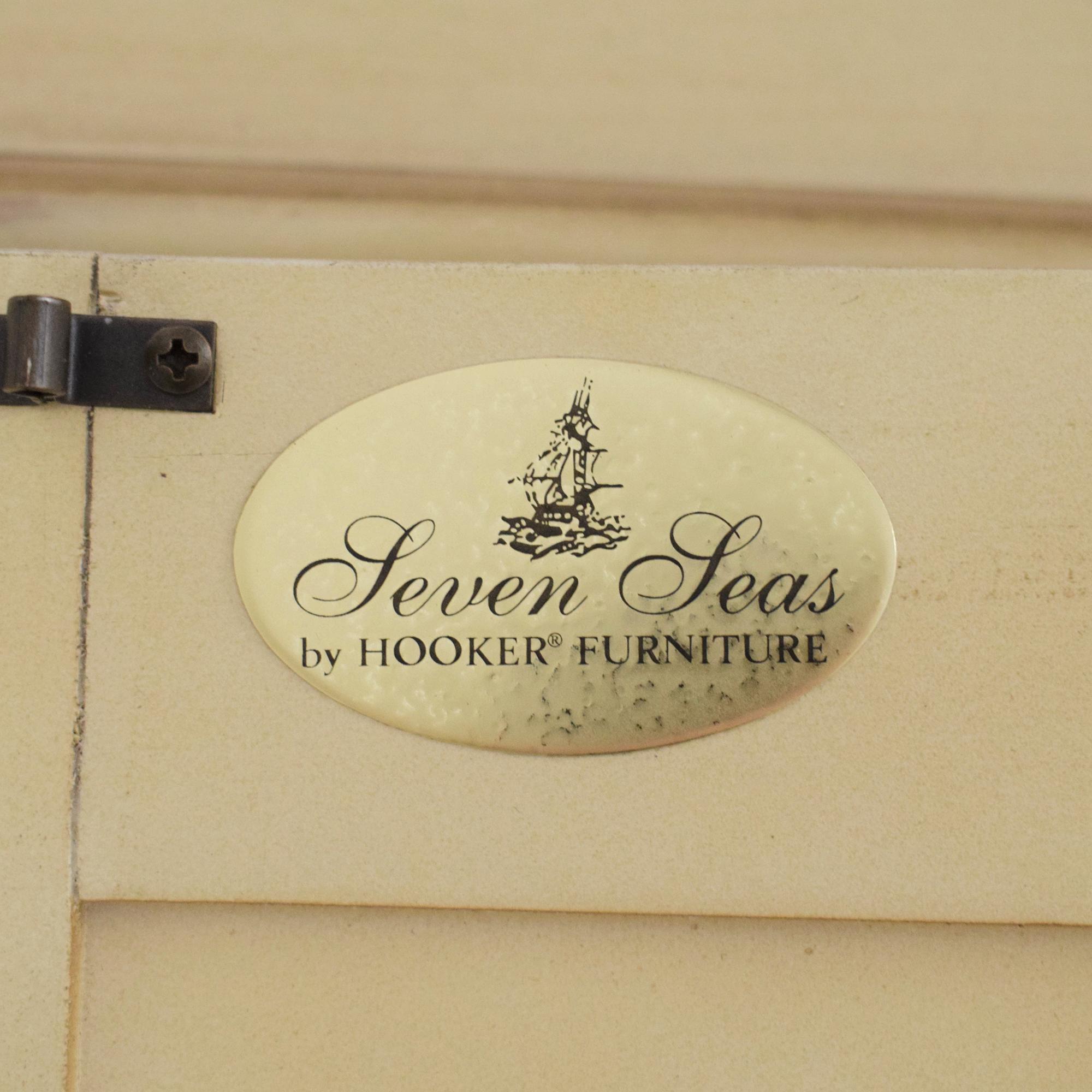shop Hooker Furniture Seven Seas Armoire Hooker Furniture Wardrobes & Armoires