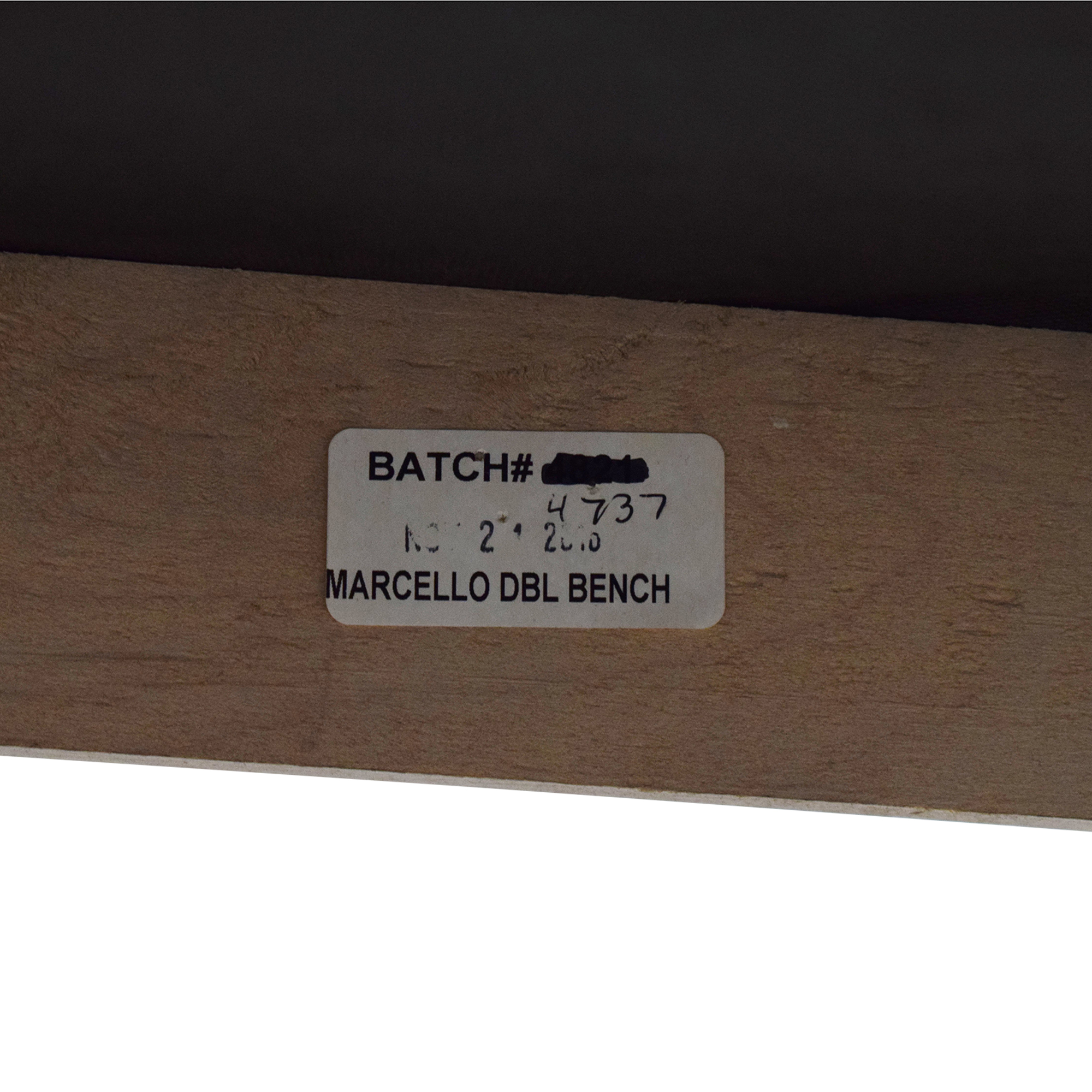shop Ballard Designs Ballard Designs Marcello Counter Bench online