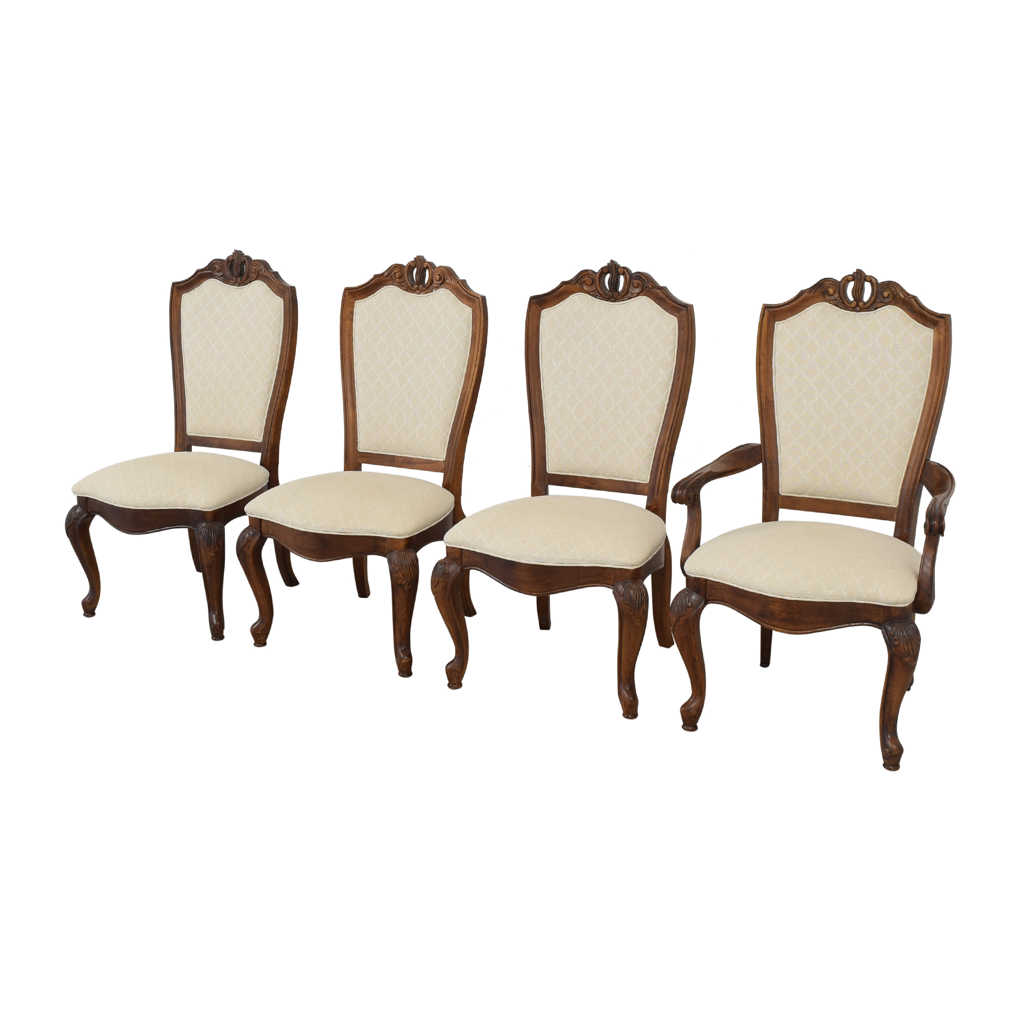 American Drew Bob Mackie for American Drew Dining Chairs on sale