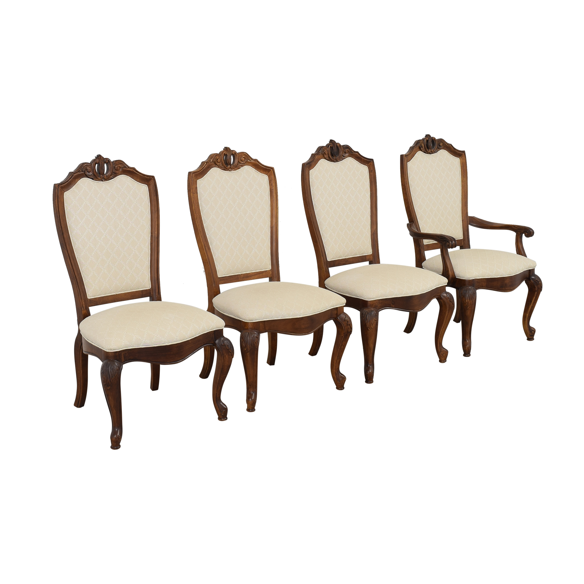 American Drew Bob Mackie for American Drew Dining Chairs ma