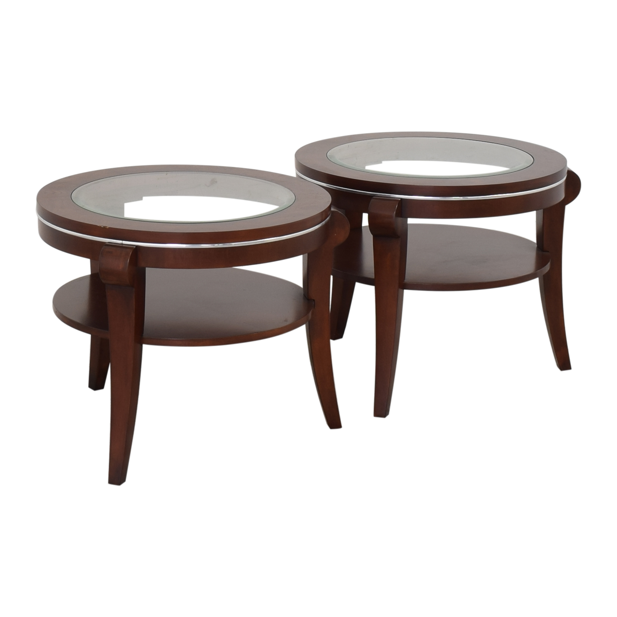 Round Accent Tables ma
