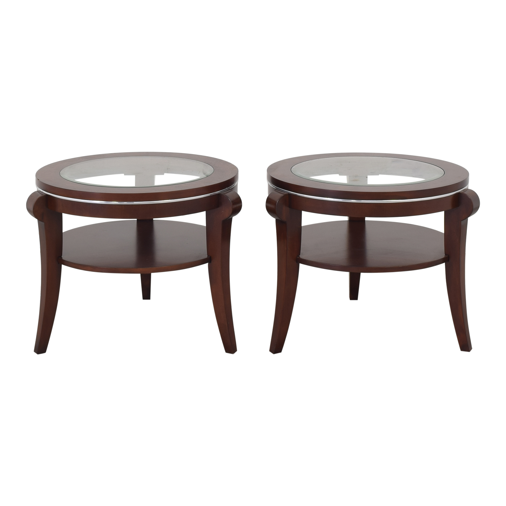 shop Round Accent Tables  Accent Tables