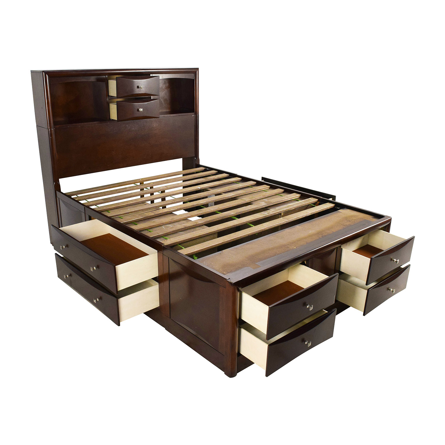 56 off roundhill furniture roundhill furniture emily for Second hand bunk beds