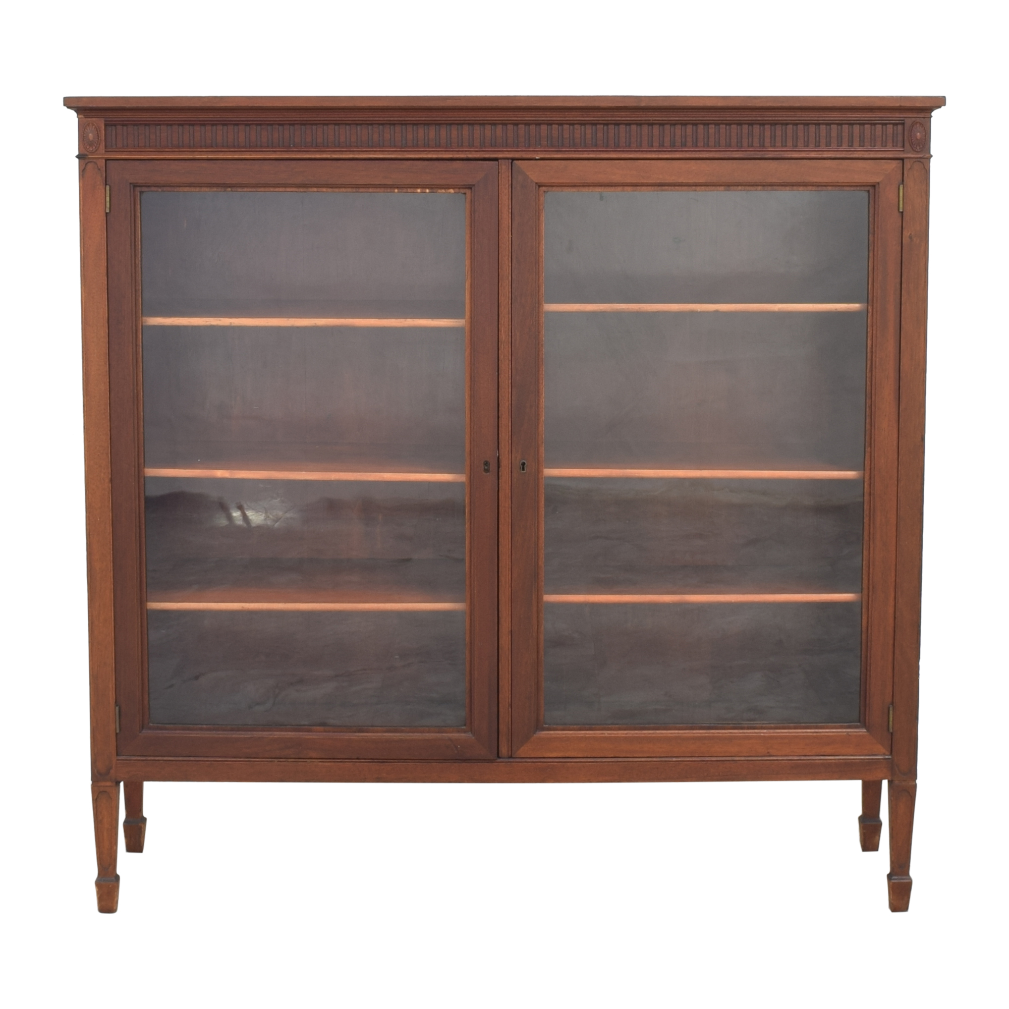 Double Door Curio Cabinet for sale