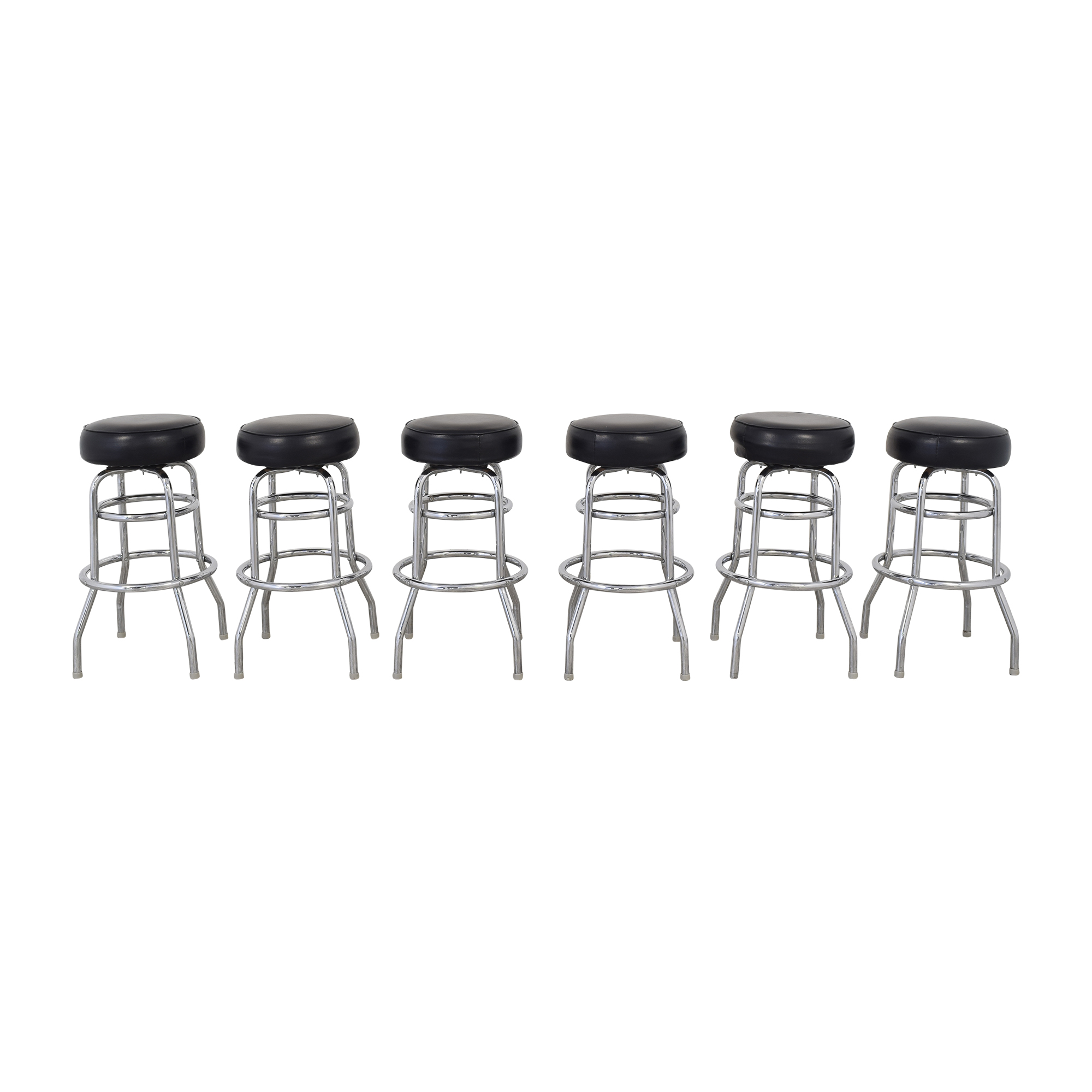 Chrome Diner Barstools