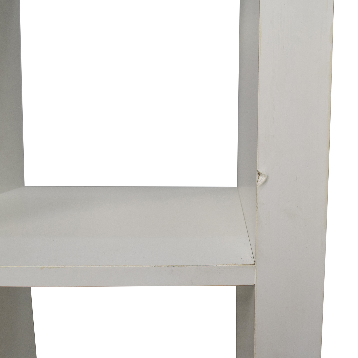 Mainstays 3 Shelf Bookcase White