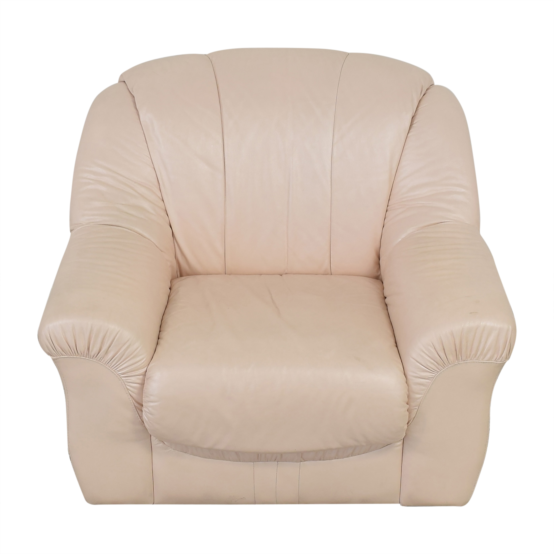 Roma Furniture Roma Italian Armchair ct