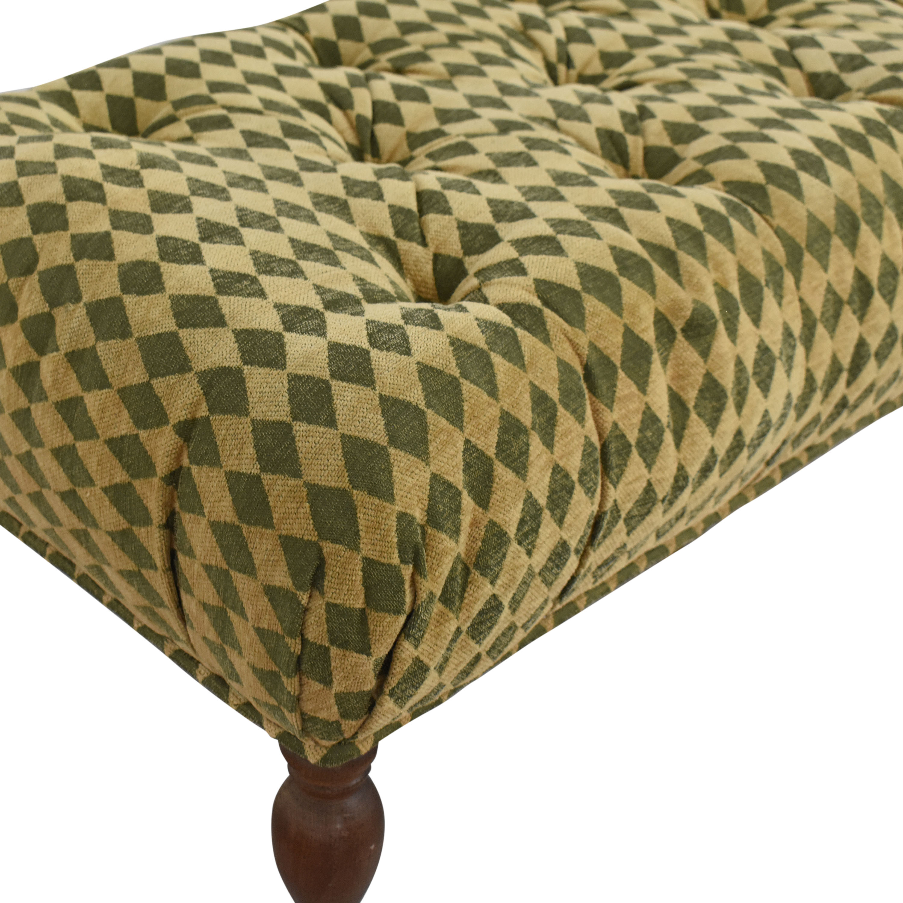 Lee Industries Lee Industries Tufted Bench second hand