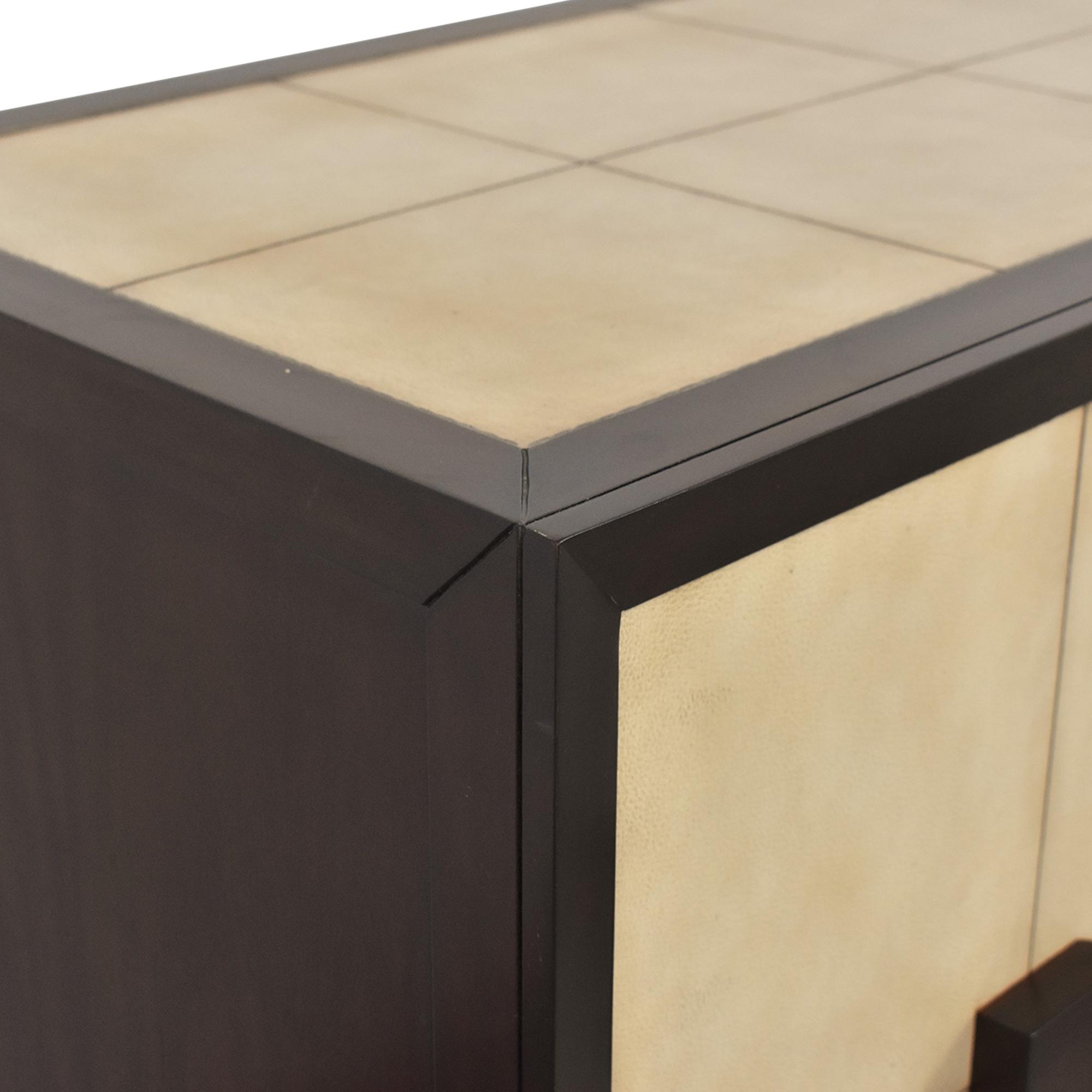 Kreiss Gatsby Four Door Credenza / Cabinets & Sideboards