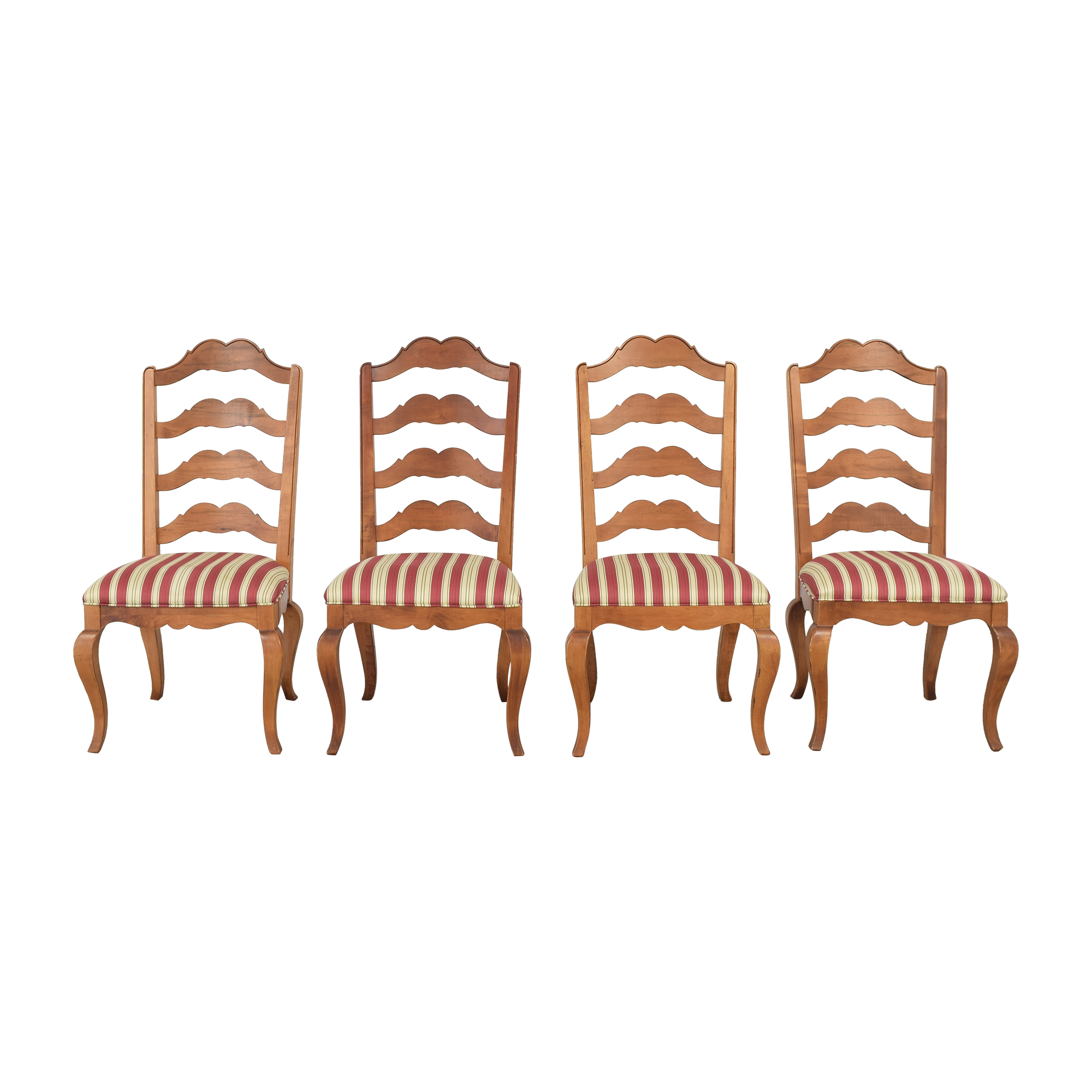 Ethan Allen Upholstered Dining Chairs Ethan Allen