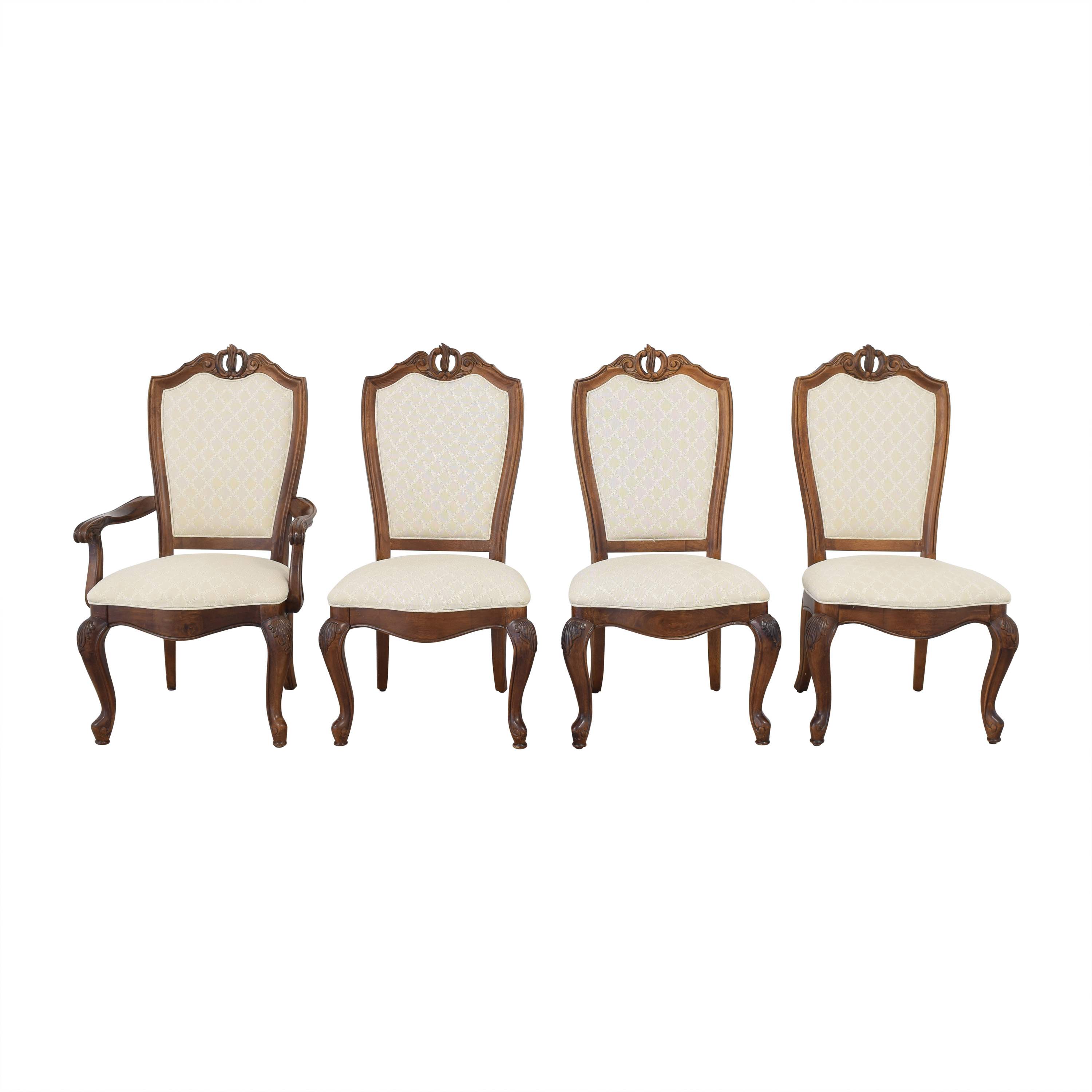 buy Bob Mackie for American Drew Dining Chairs American Drew Dining Chairs