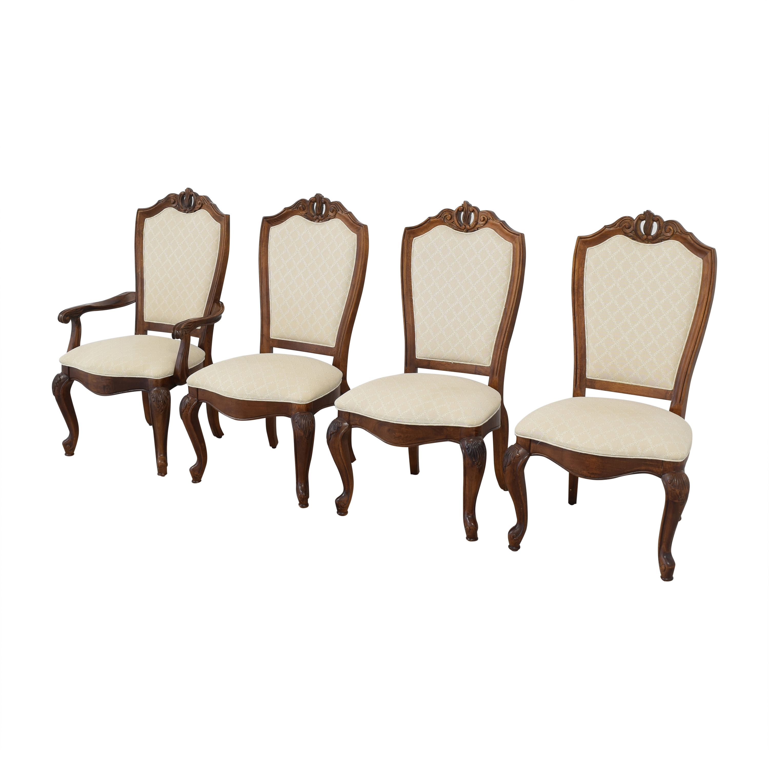 American Drew Bob Mackie for American Drew Dining Chairs ct