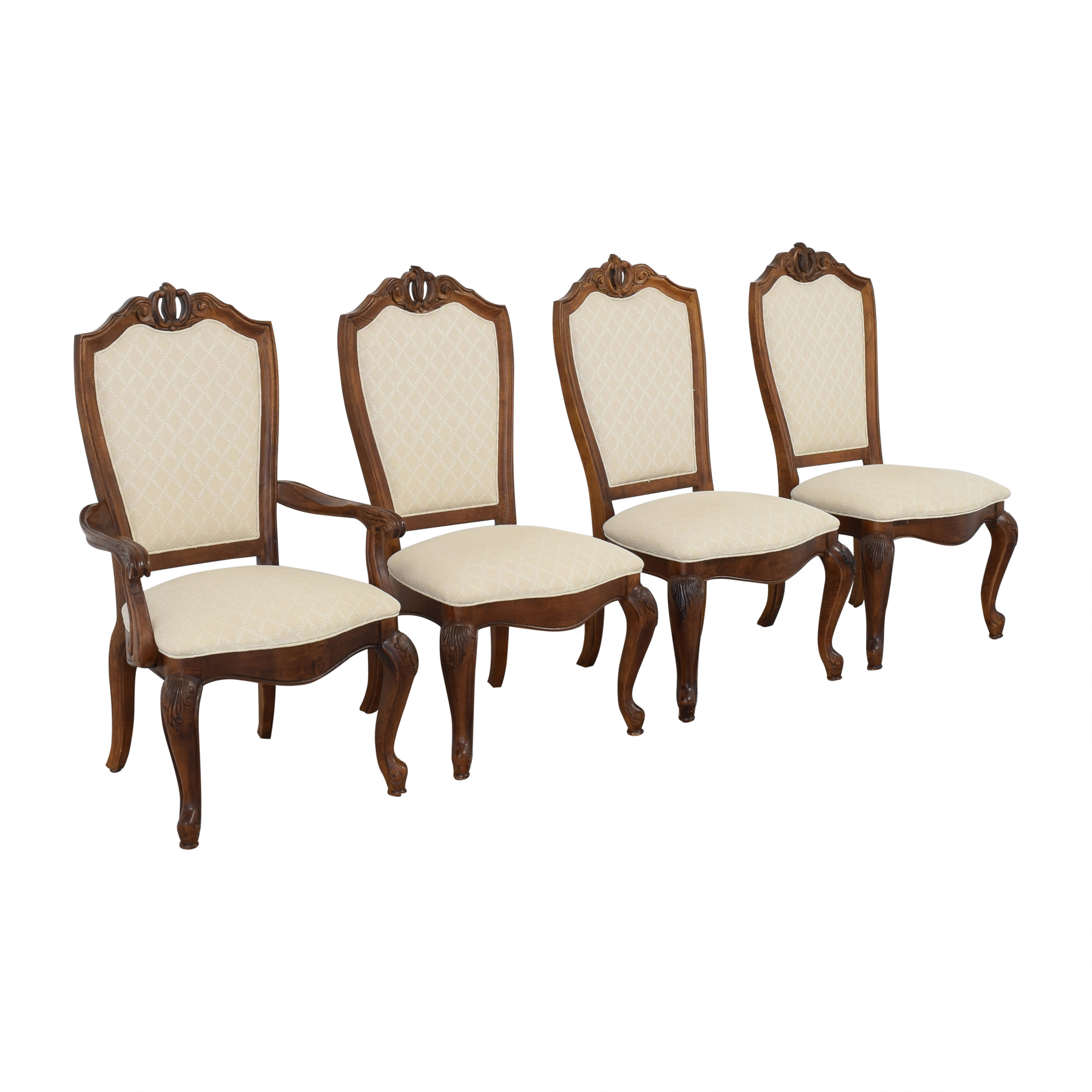 American Drew Bob Mackie for American Drew Dining Chairs used