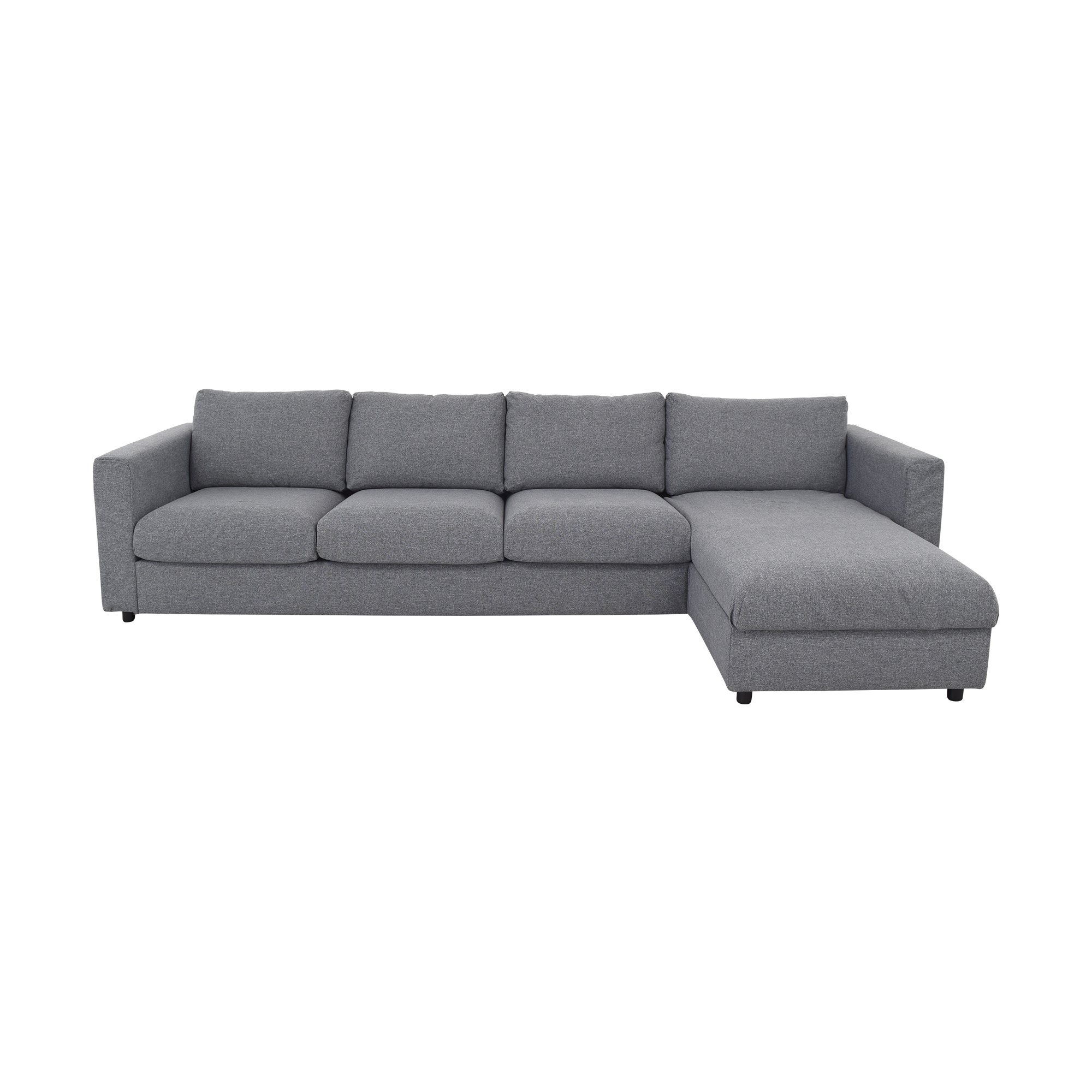 IKEA IKEA Vimle Sectional Sofa dimensions