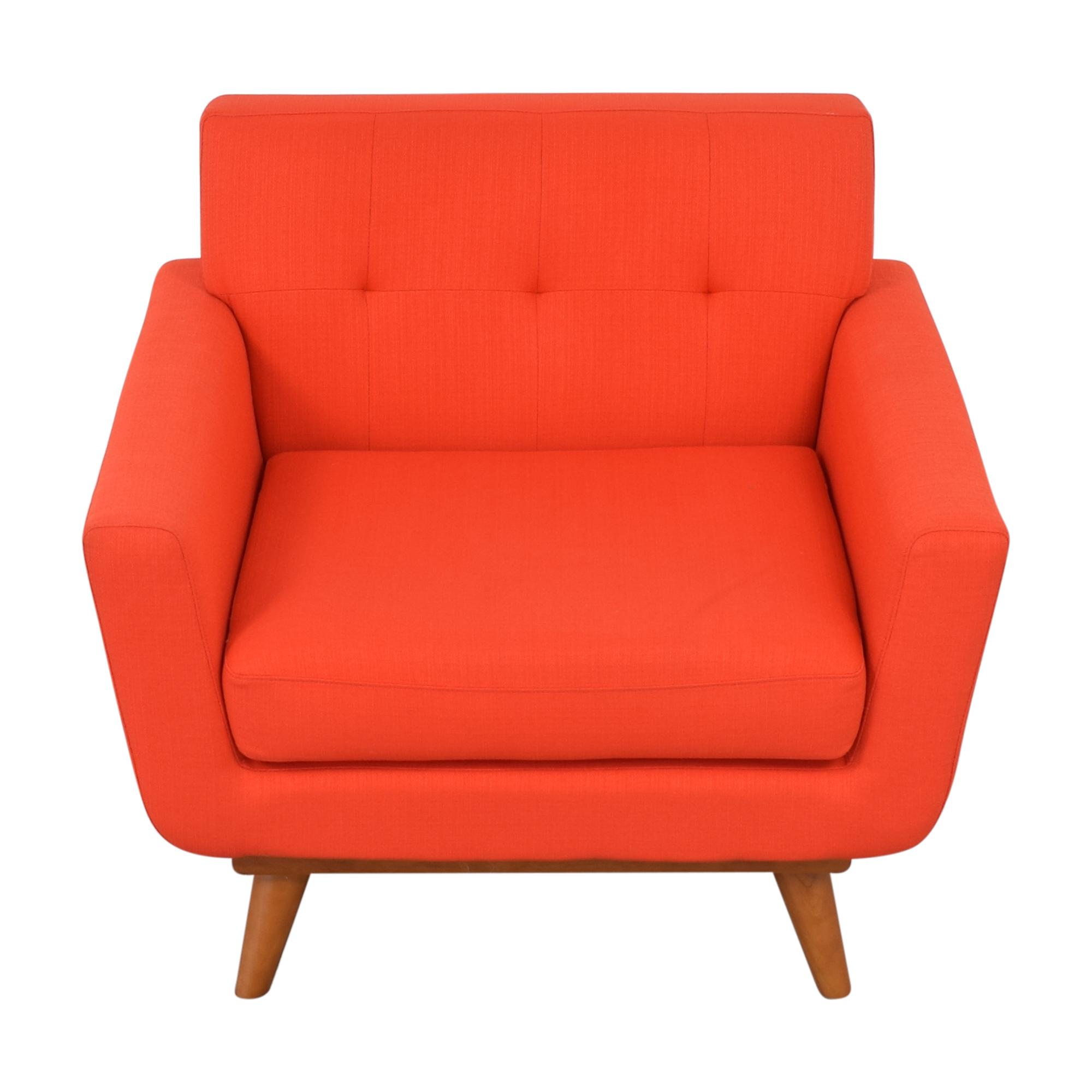 buy Modway Johnston Armchair Modway