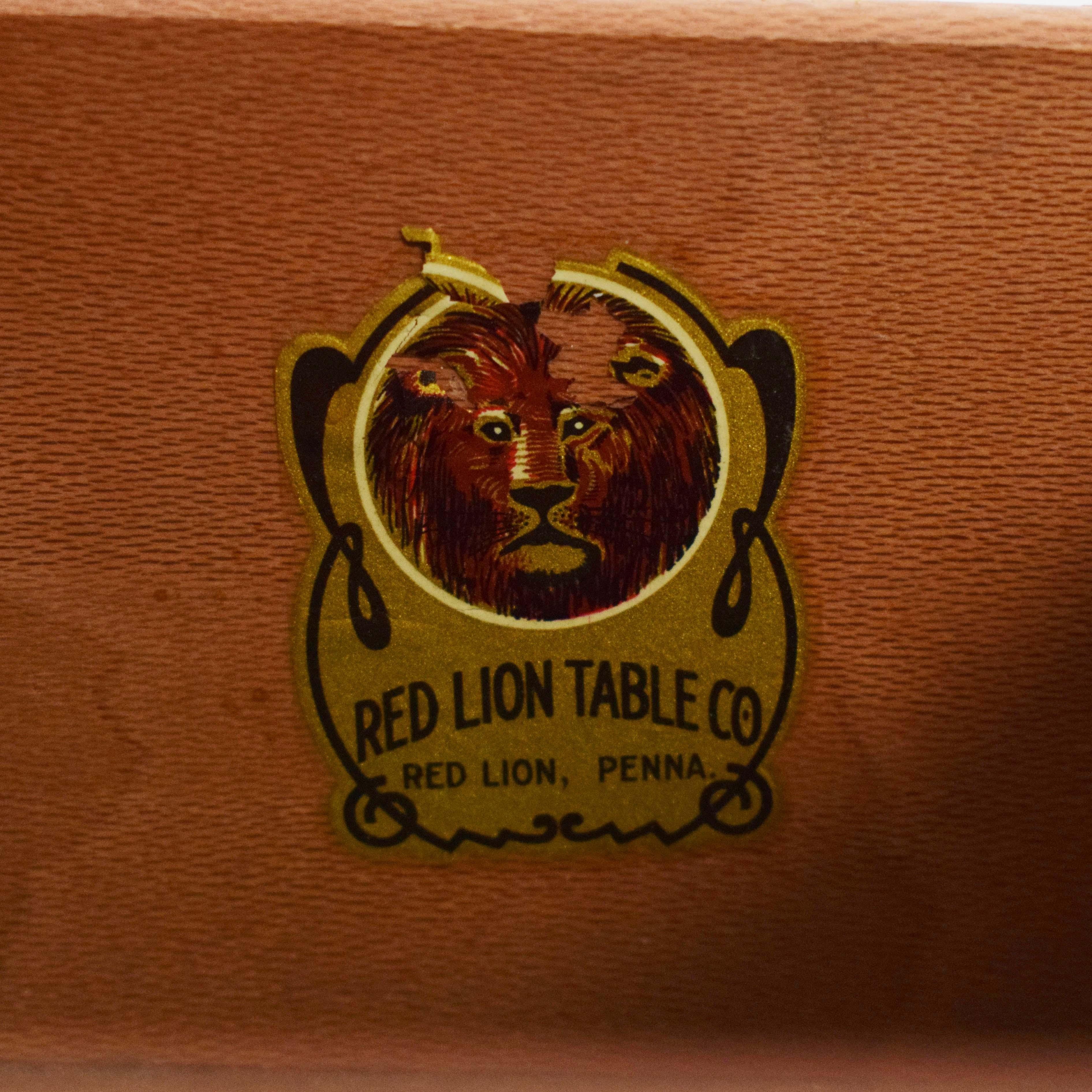 Red Lion Table Company Red Lion Table Company Vintage Mid Century Hutch discount