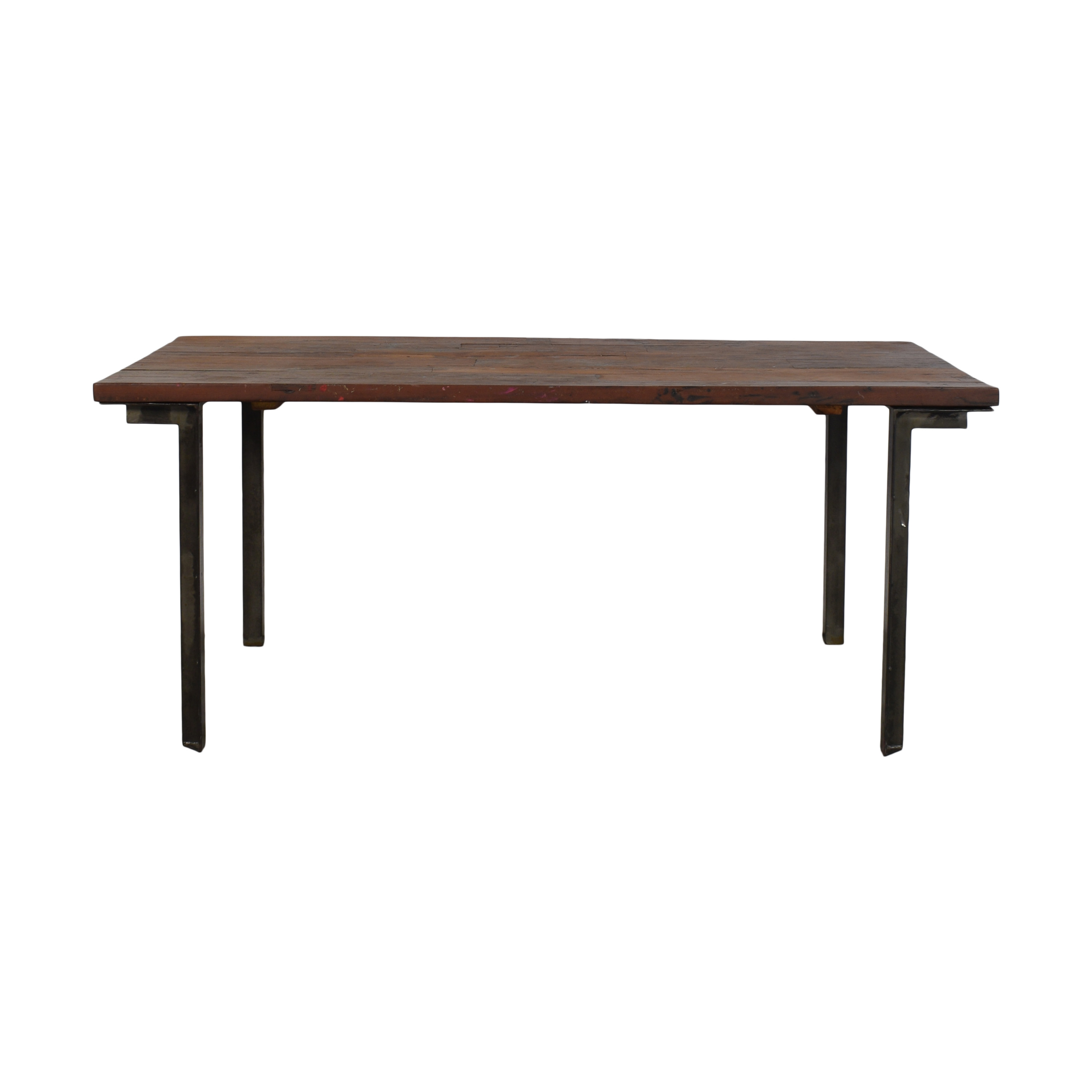 West Elm West Elm Industrial Dining Table nyc
