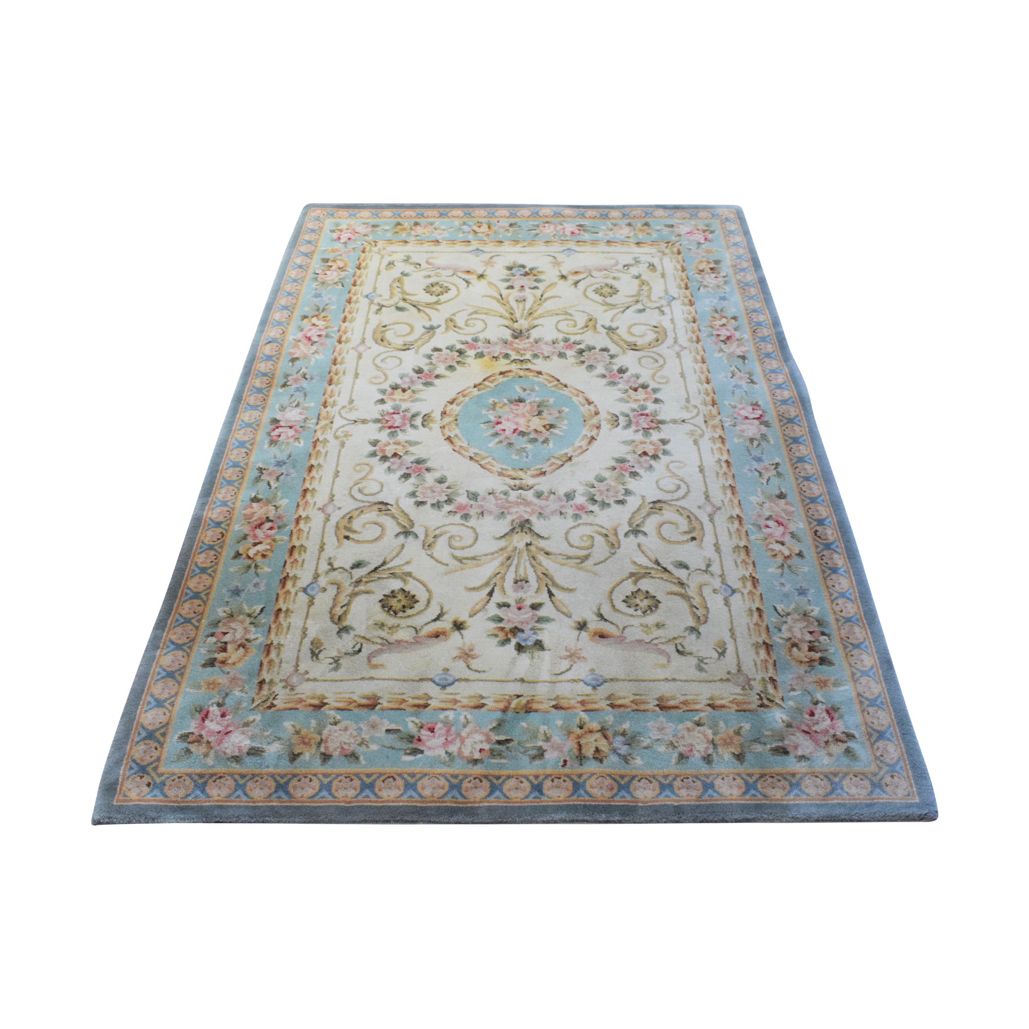 shop Ethan Allen Wool Rug Ethan Allen Decor