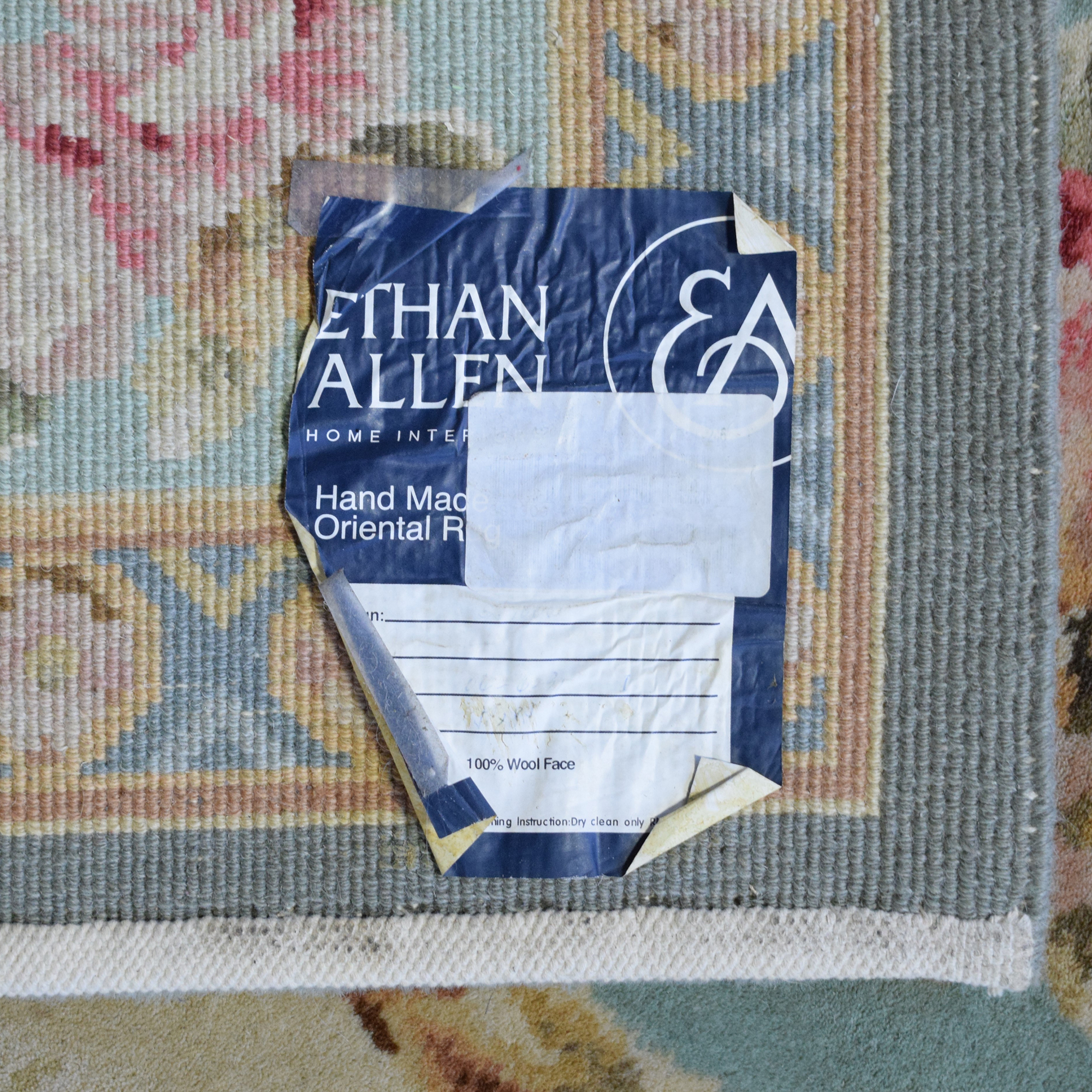 Ethan Allen Ethan Allen Wool Rug for sale