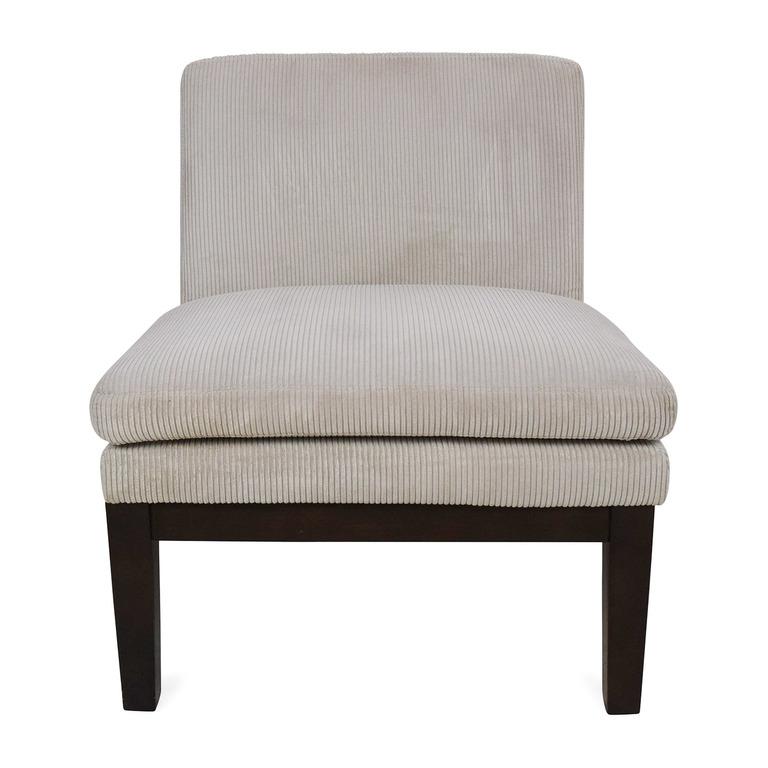 West Elm West Elm Corduroy Slipper Chair coupon